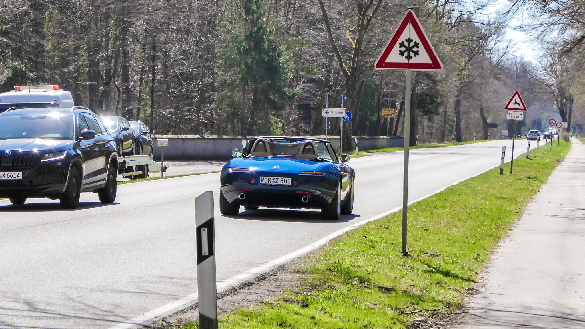BMW Z8 Alpina - WOR-Z-80