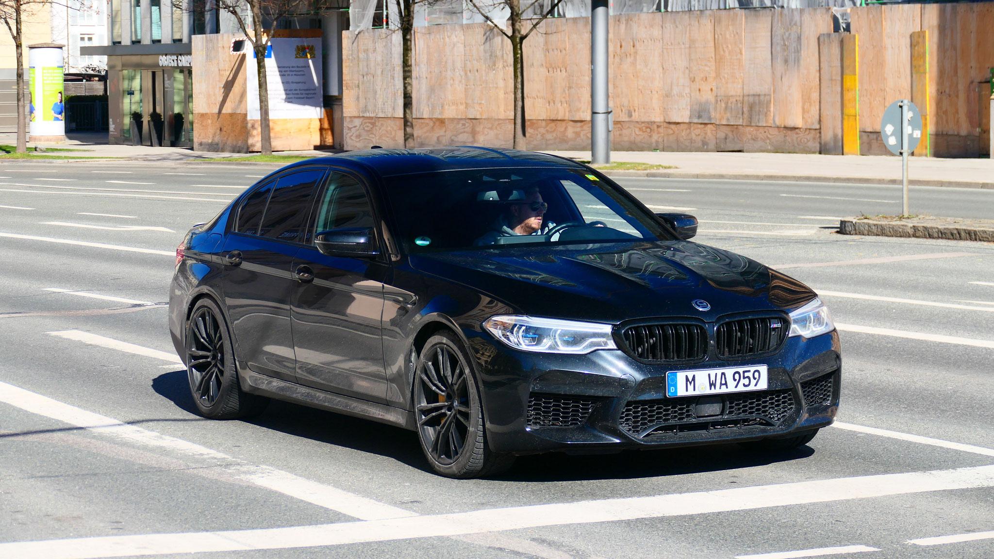 BMW M5 - M-WA-959