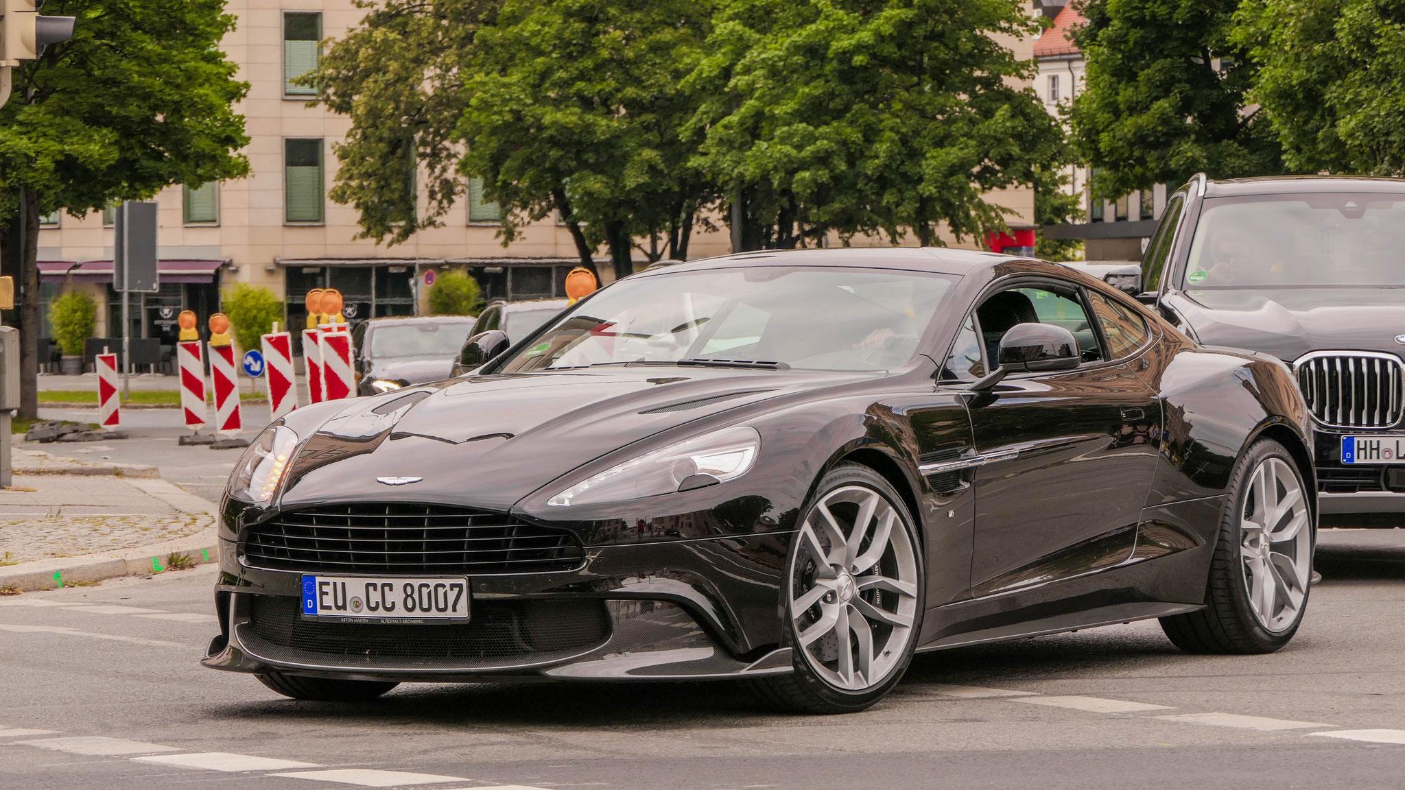 Aston Martin Vanquish S - EU-CC-8007