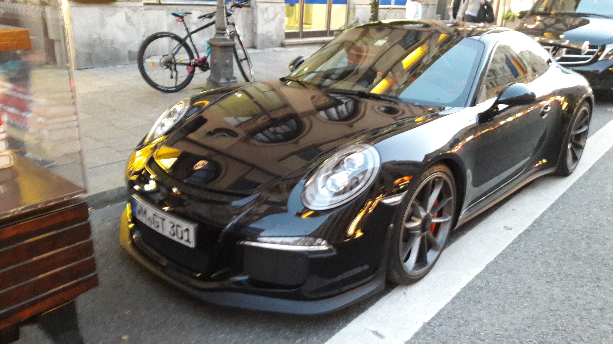 Porsche 991 GT3 - WM-GT-301