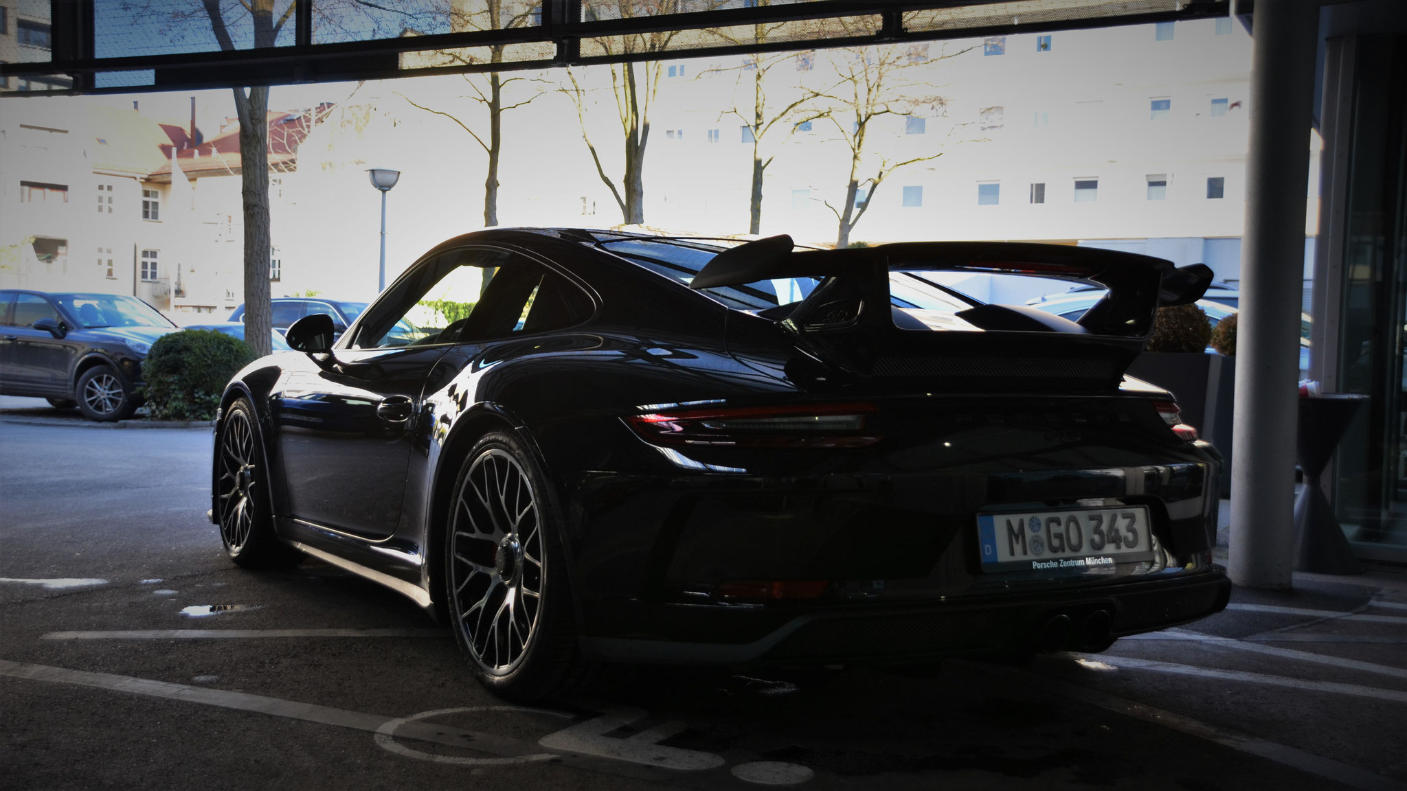Porsche 991 GT3 - M-GO-343