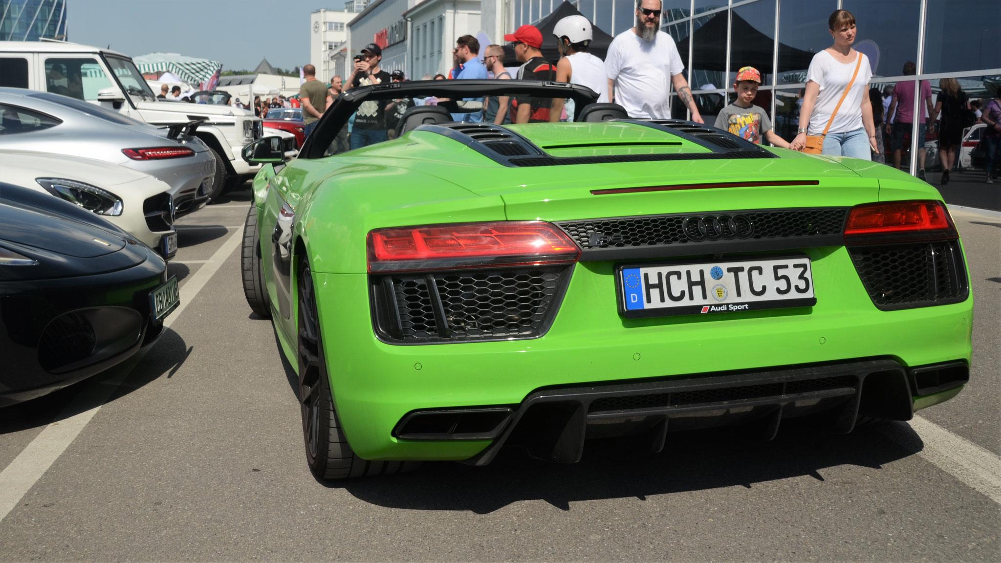 Audi R8 V10 Spyder - HCH-TC-53