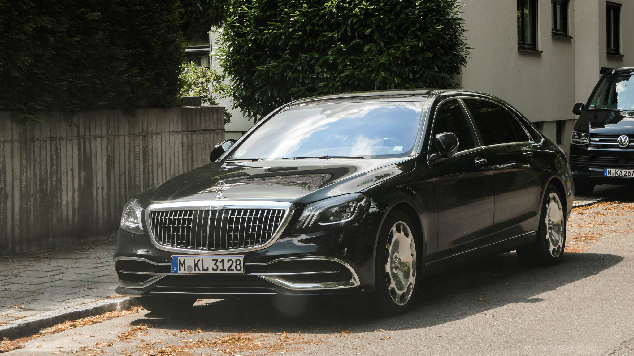 Mercedes Maybach S500 - M-KL-3128