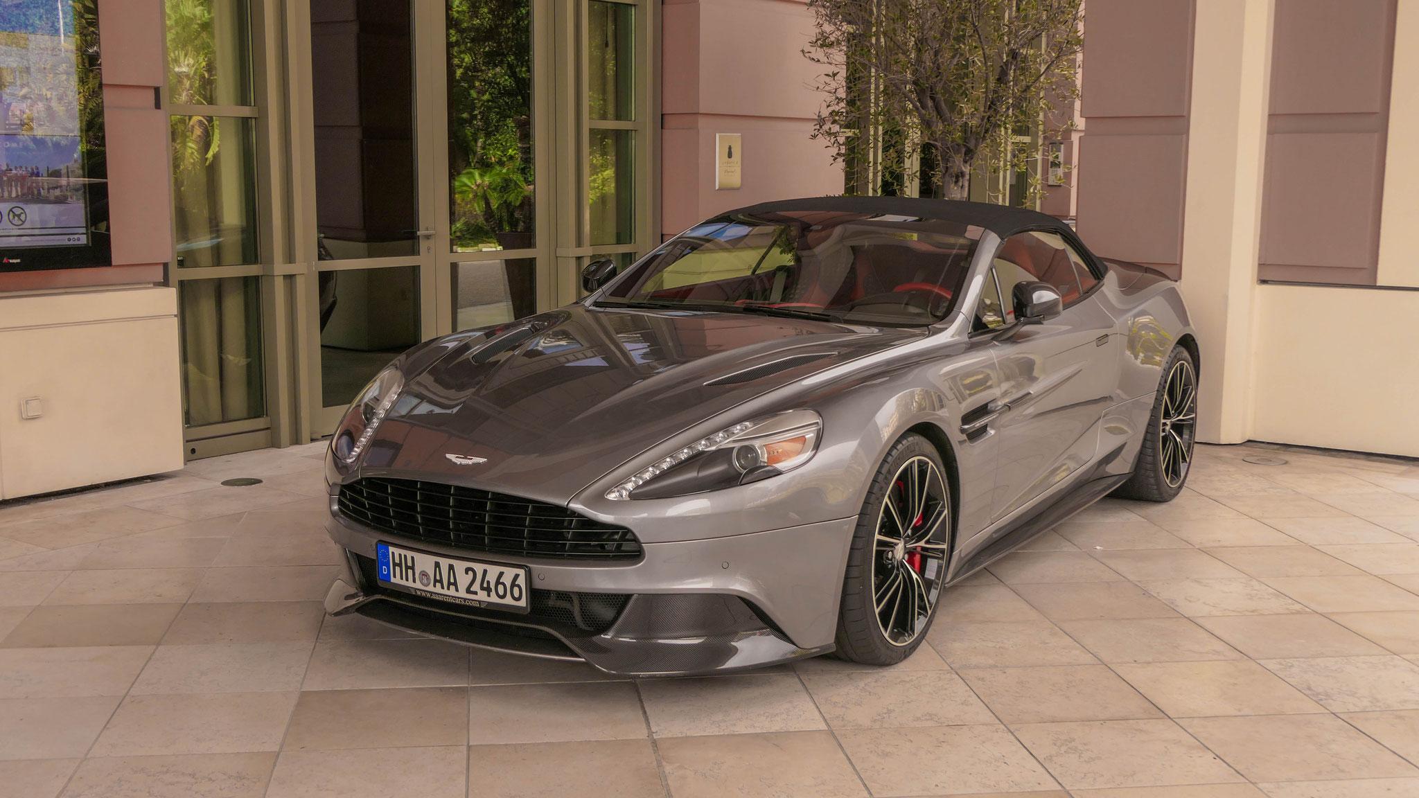 Aston Martin Vanquish Volante - HH-AA-2466