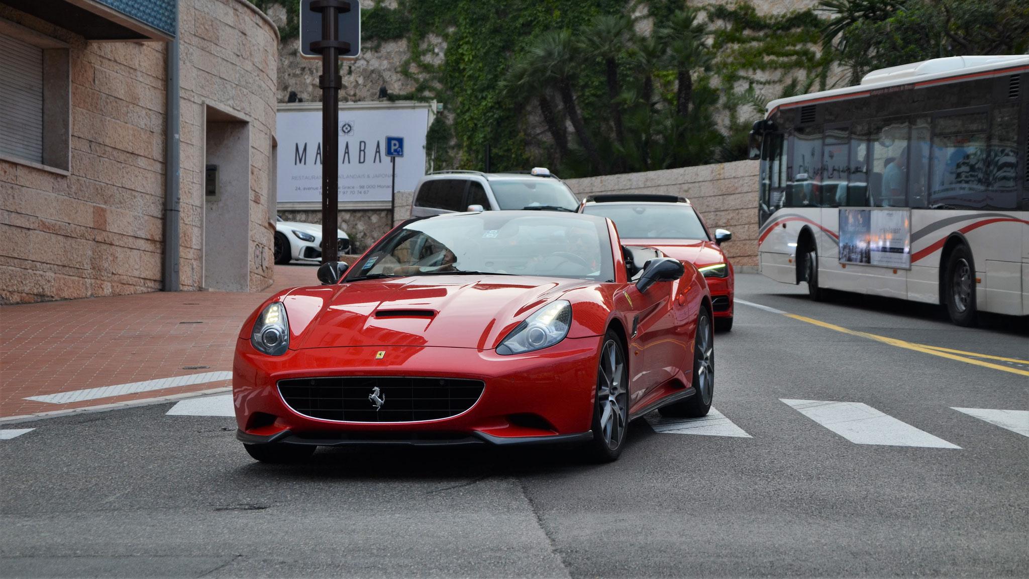 Ferrari California - DS-739-ED (SK)