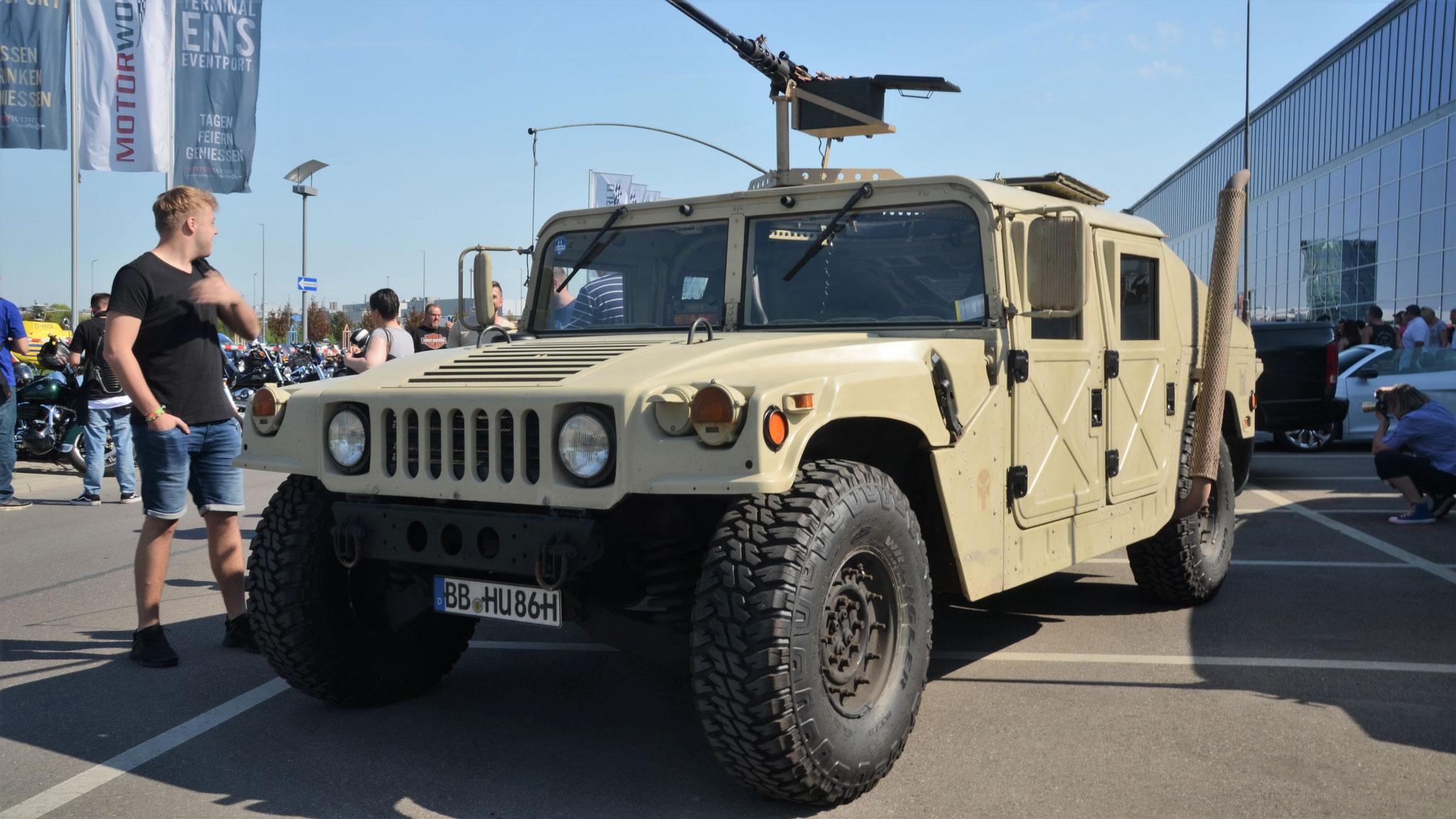 Hummer H1 - BB-HU-86H