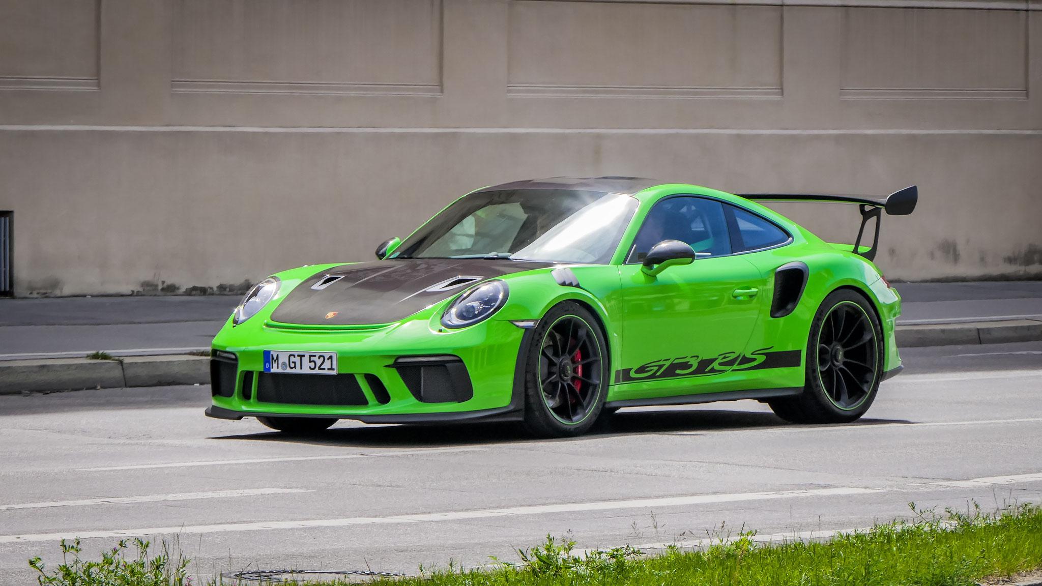 Porsche 911 991.2 GT3 RS - M-GT-521