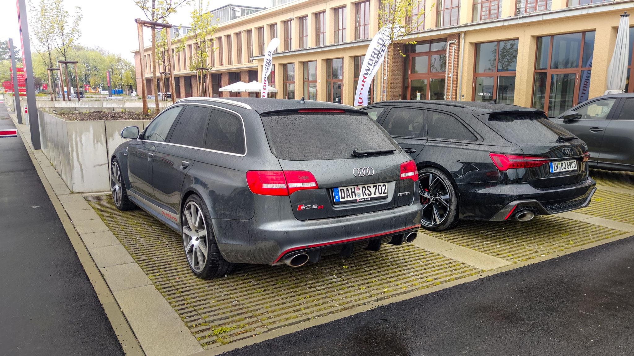 Audi RS6-R MTM - DAH-RS-702
