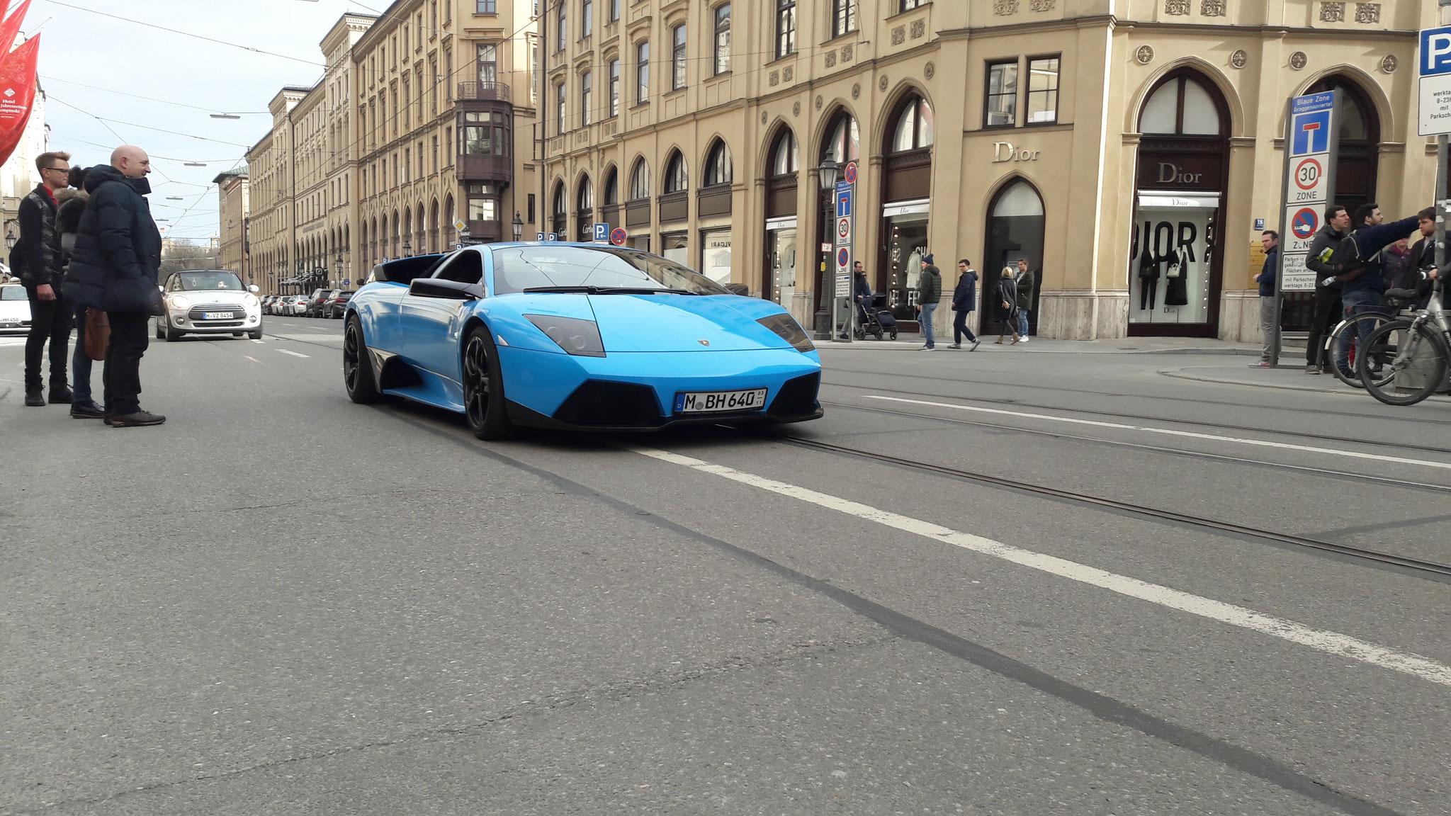 Lamborghini Murcielago - B-BH-640