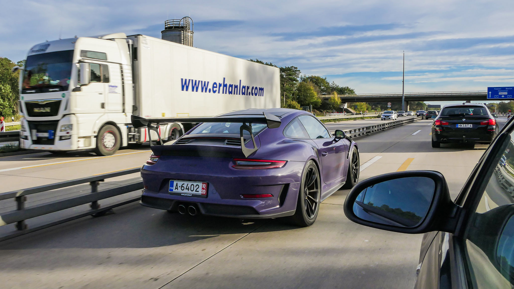 Porsche 911 991.2 GT3 RS - A-6402 (FIN)