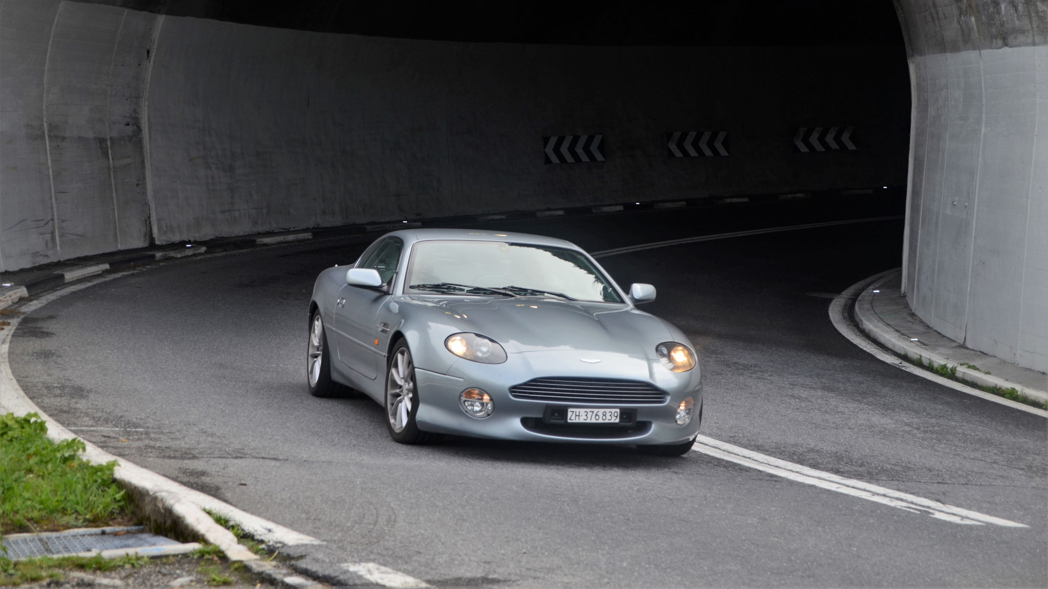 Aston Martin DB7 - ZH-376839 (CH)