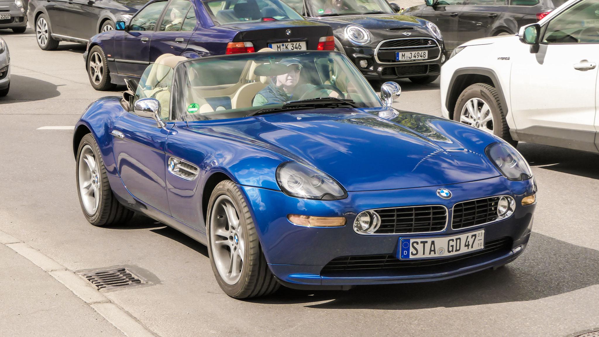 BMW Z8 - STA-GD-47