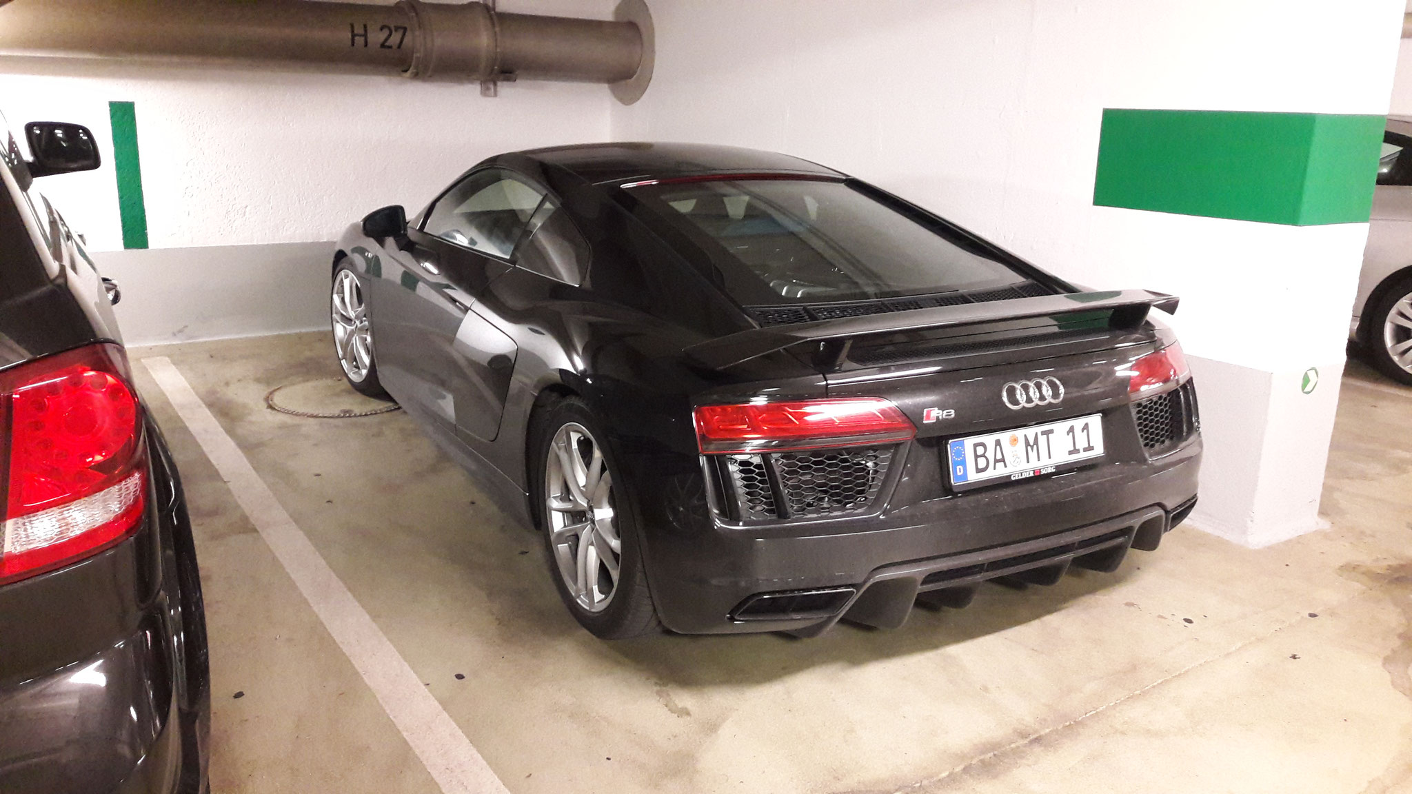 Audi R8 V10 - BA-MT-11