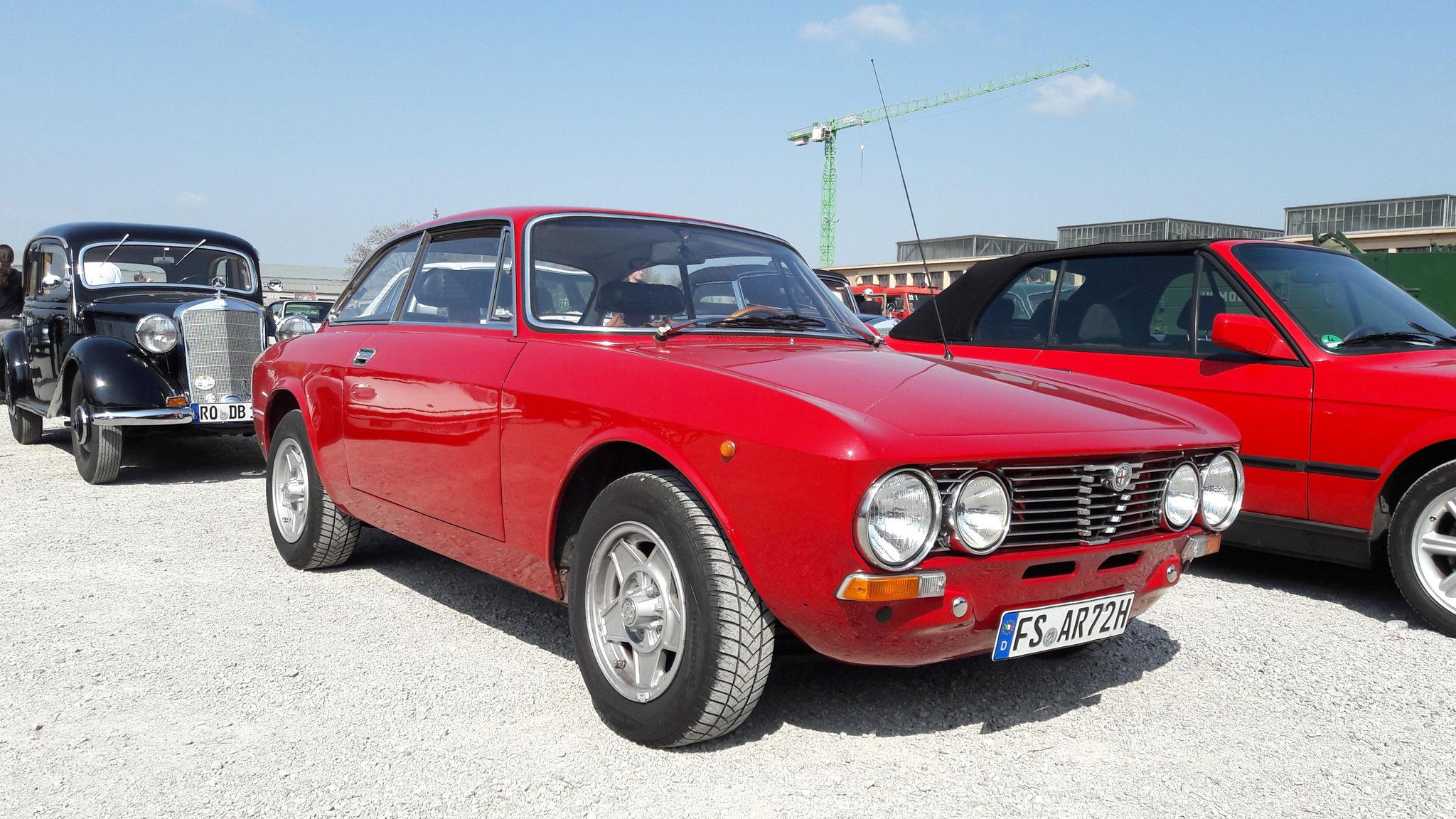 Alfa Romeo 2000 GT Veloce - FR-AR-72H