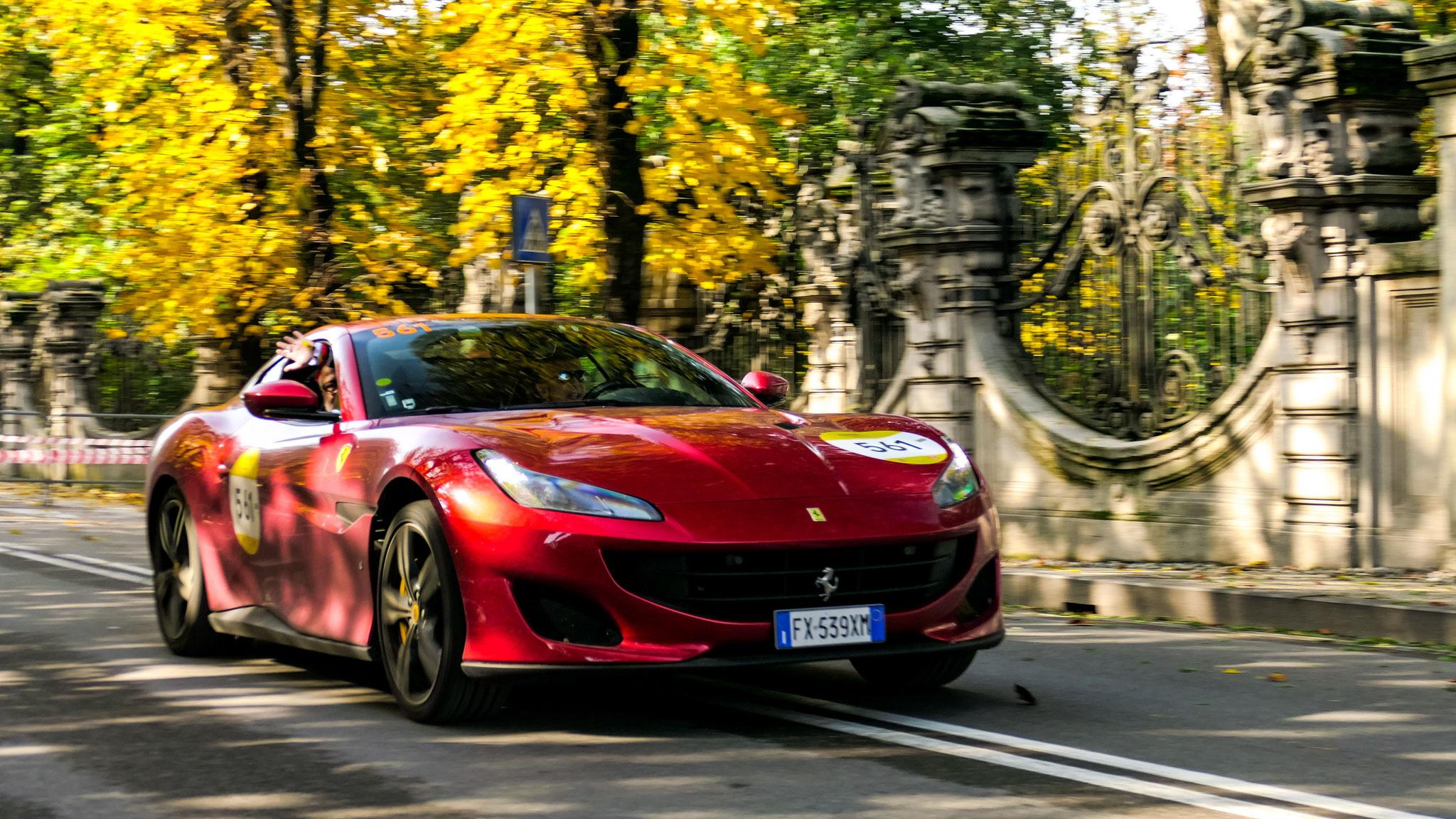 Ferrari Portofino - FX-539-XM (ITA)