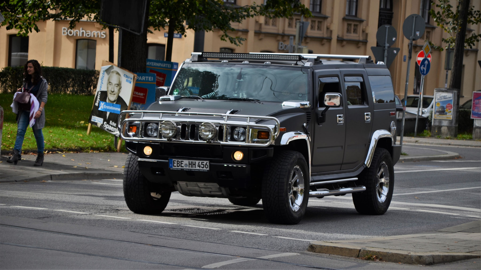 Hummer H2 - EBE-HH-456