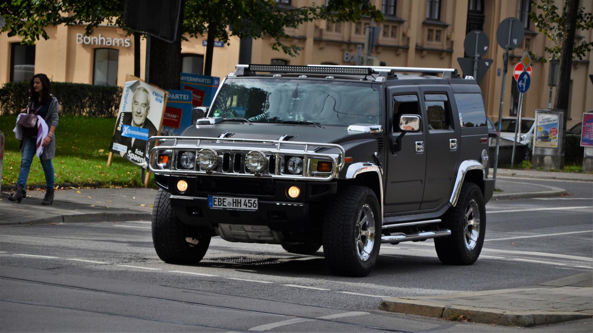 Hummer H2 - EBE-HH-456