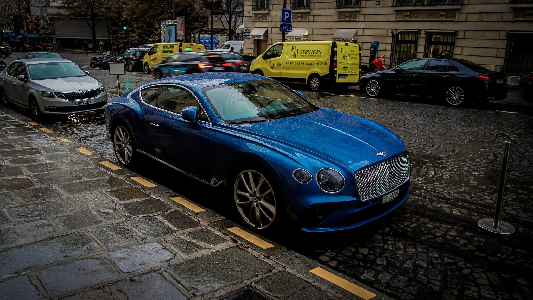 Bentley Continental GT - GE-28799 (CH)
