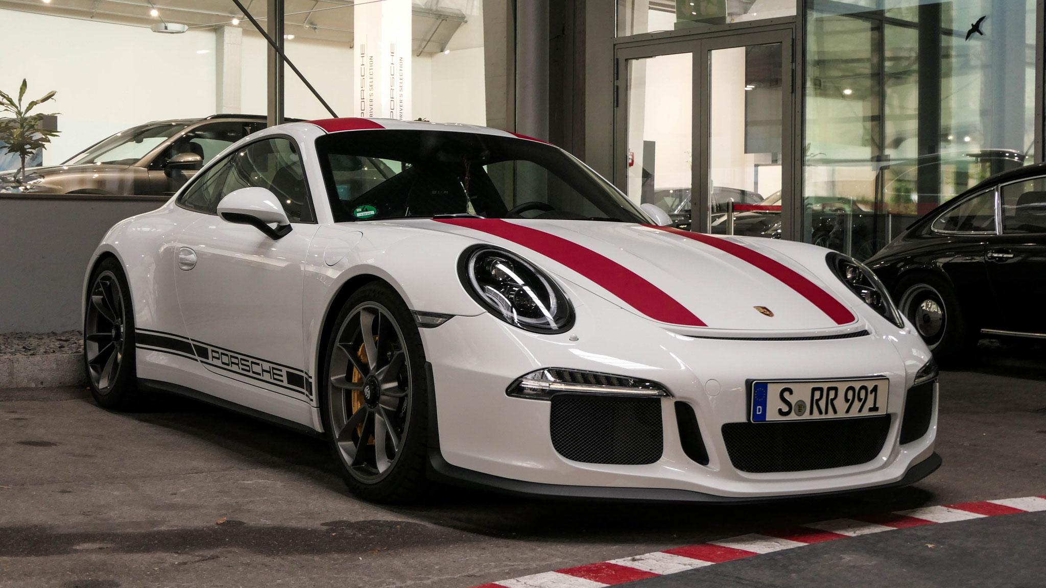 Porsche 911 R - S-RR-991