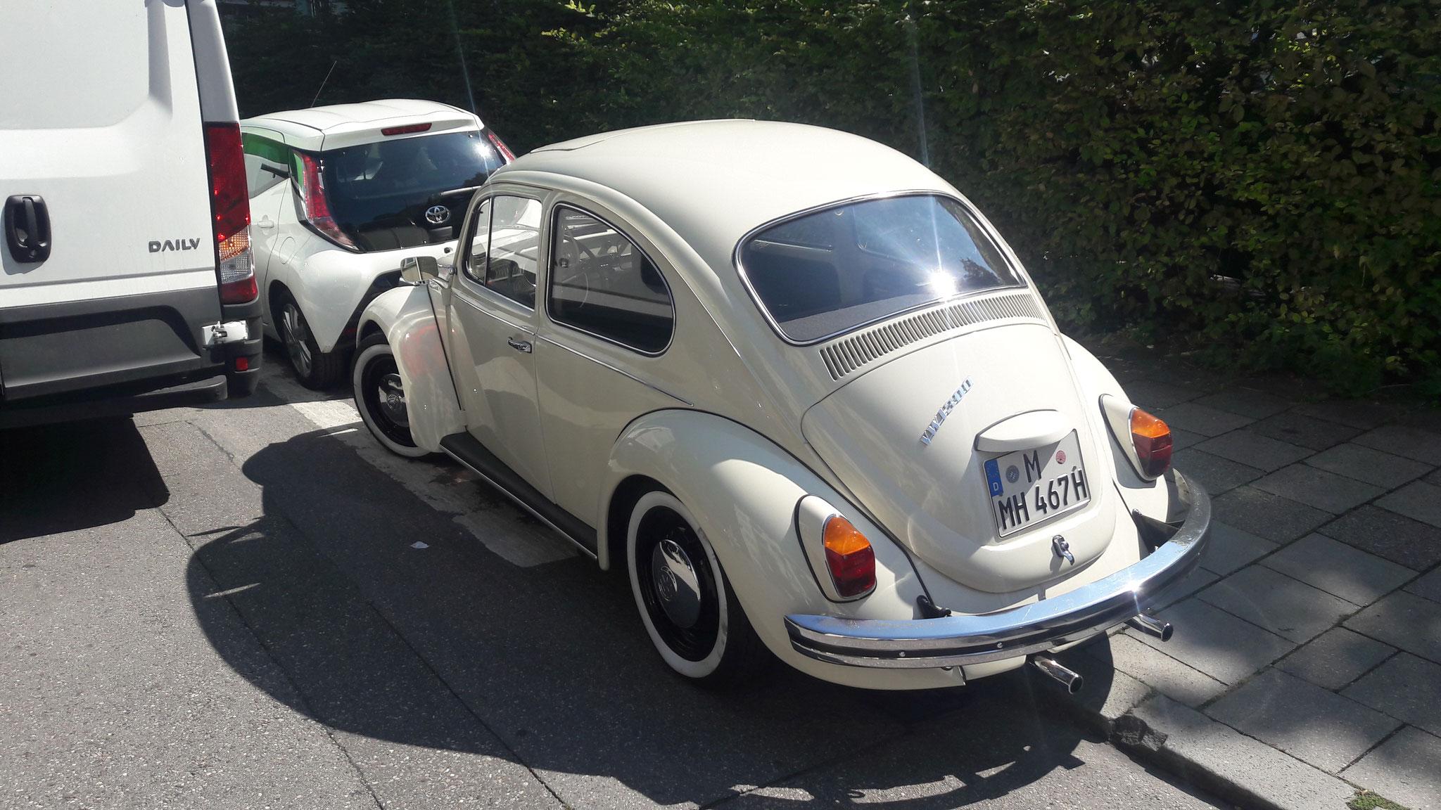 VW Käfer -M-MH-467H