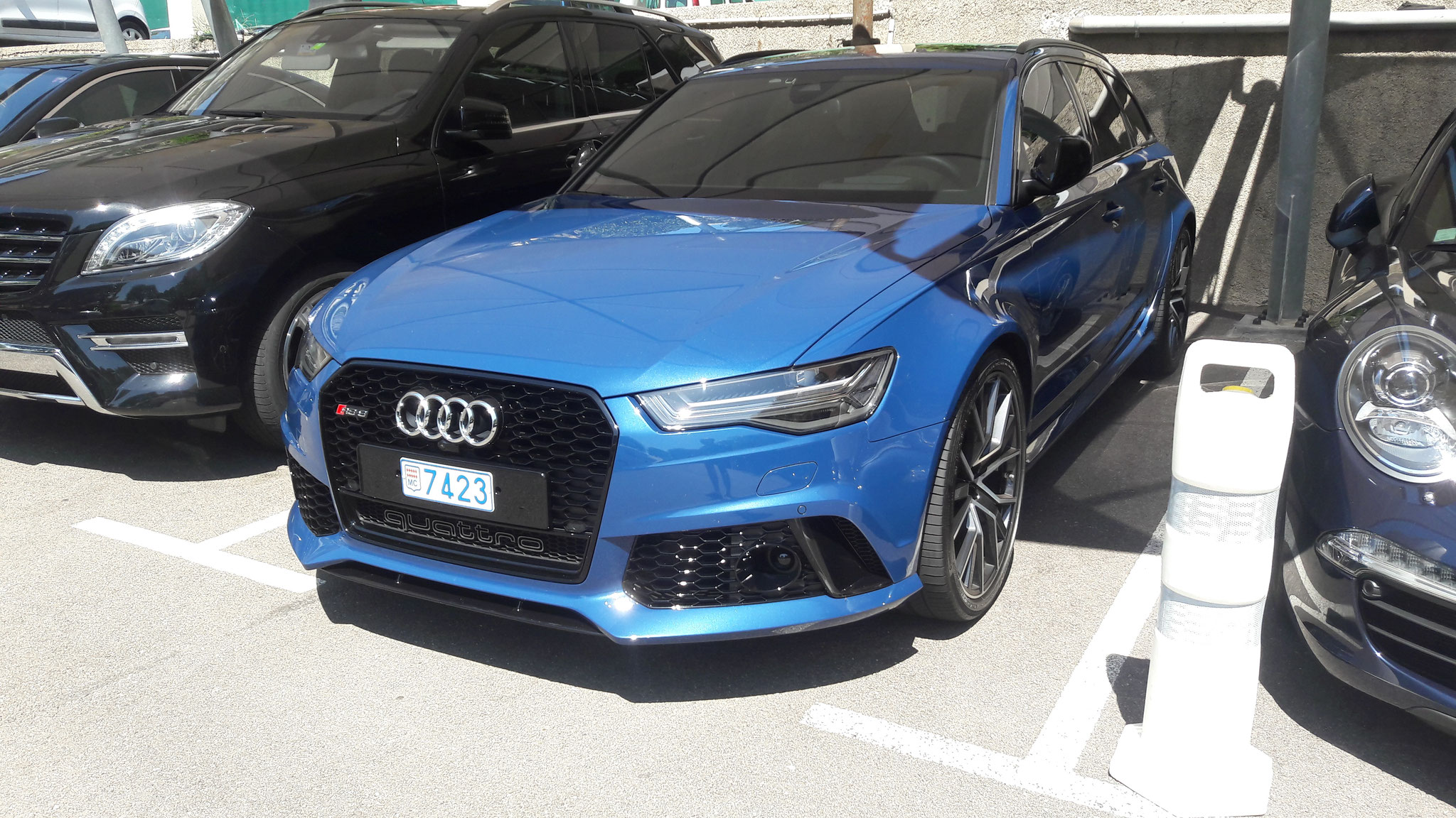 Audi RS6 Performance Nogaro Edition - 7432 (MC)
