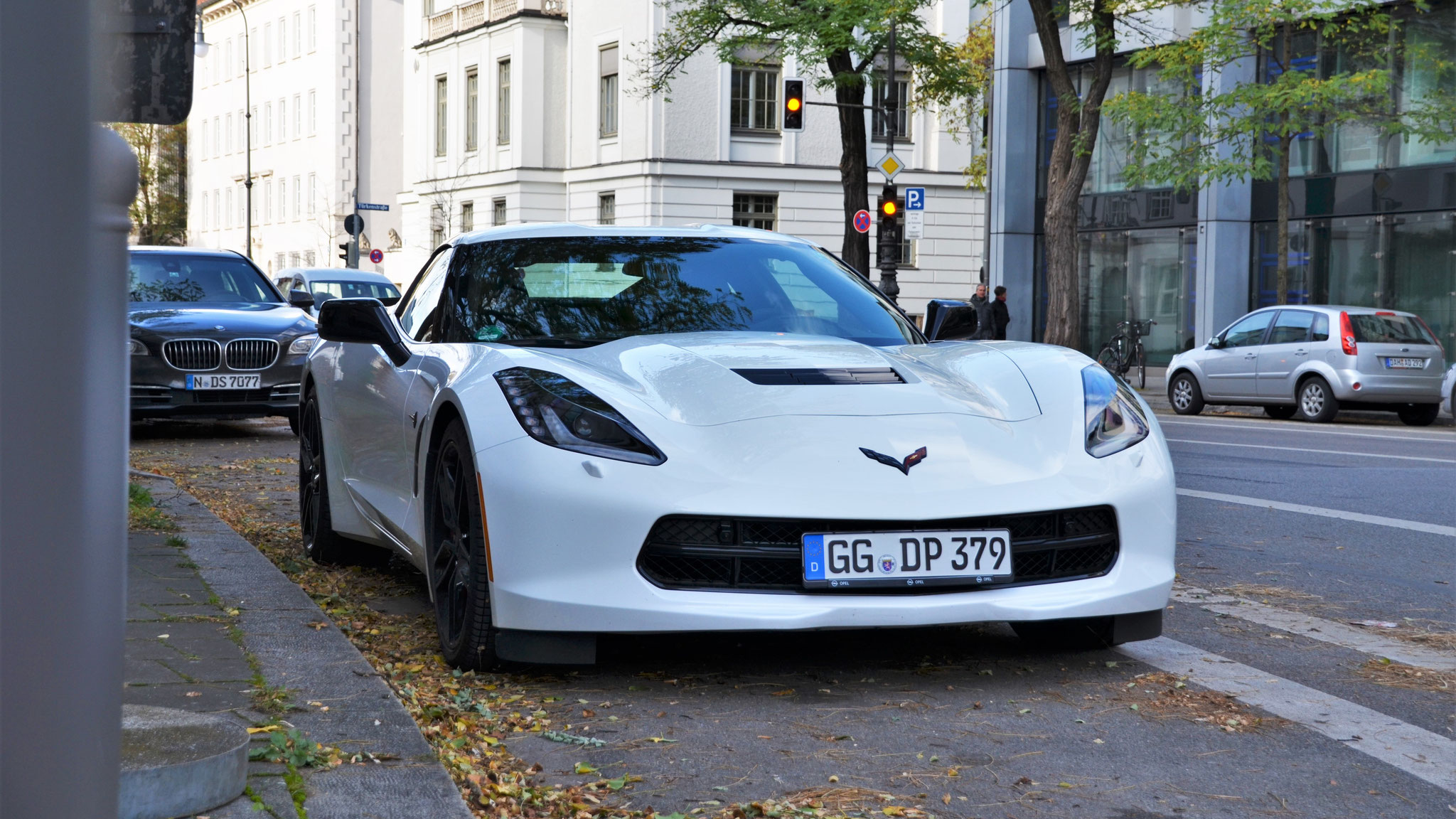 Chevrolet Corvette C7 Stingray - GG-DP-379