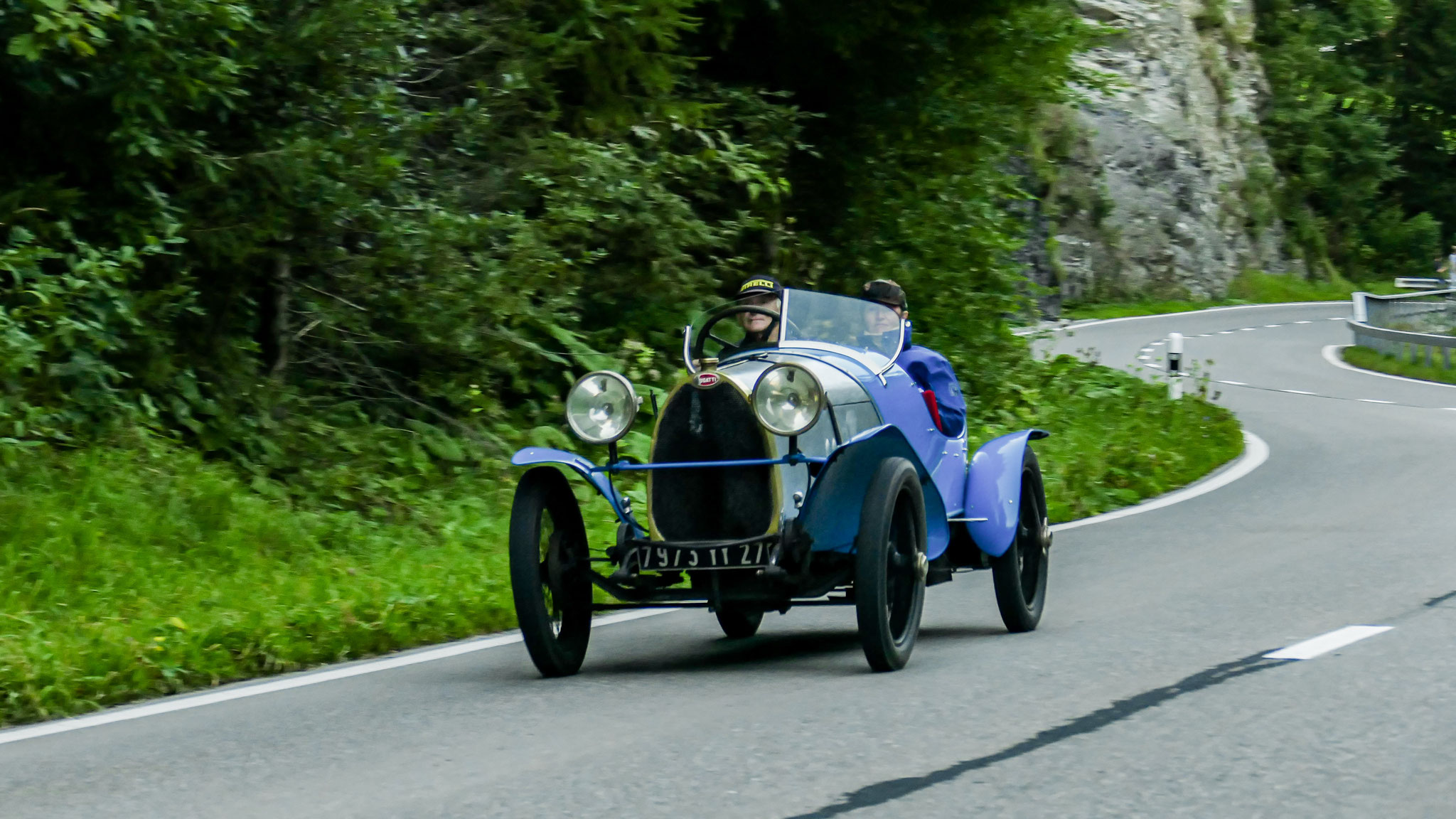 Bugatti Type 23 - 7973-??-27