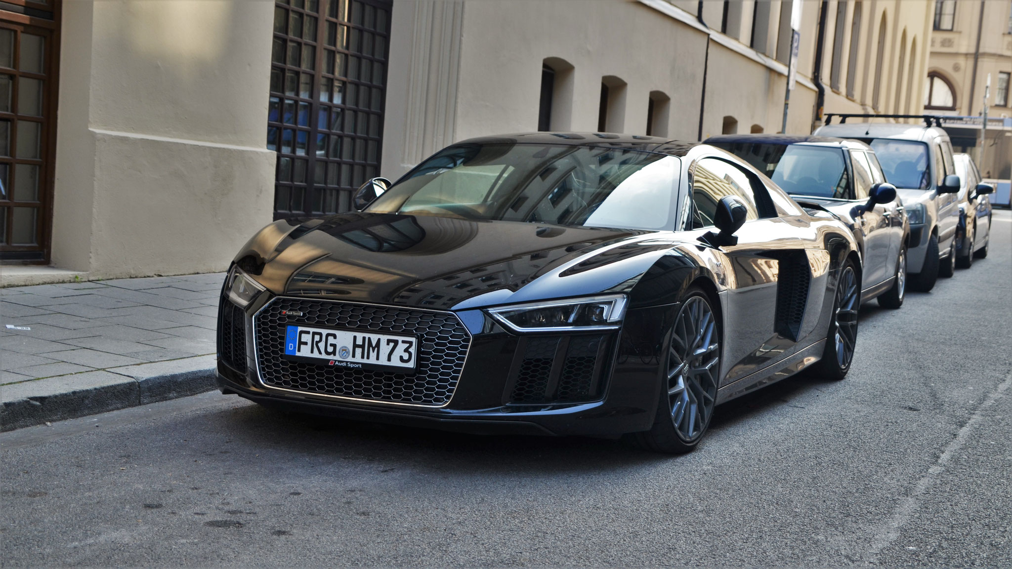 Audi R8 V10 - FRG-HM-73