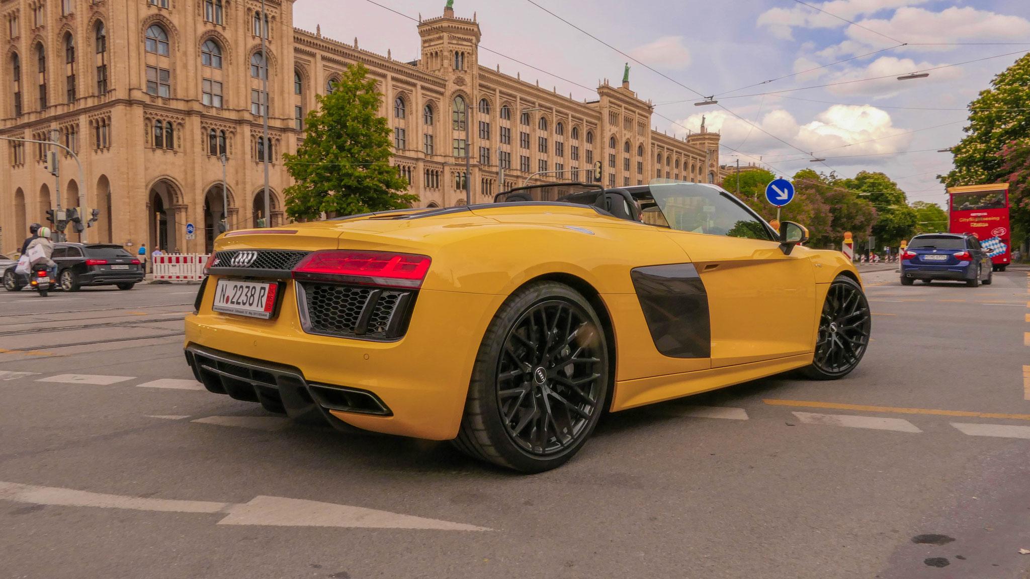 Audi R8 V10 - N-2238-R