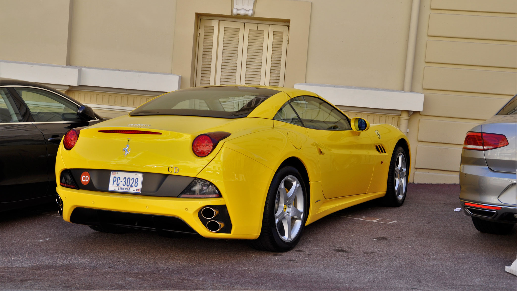 Ferrari California - PC-3028 (LIB)