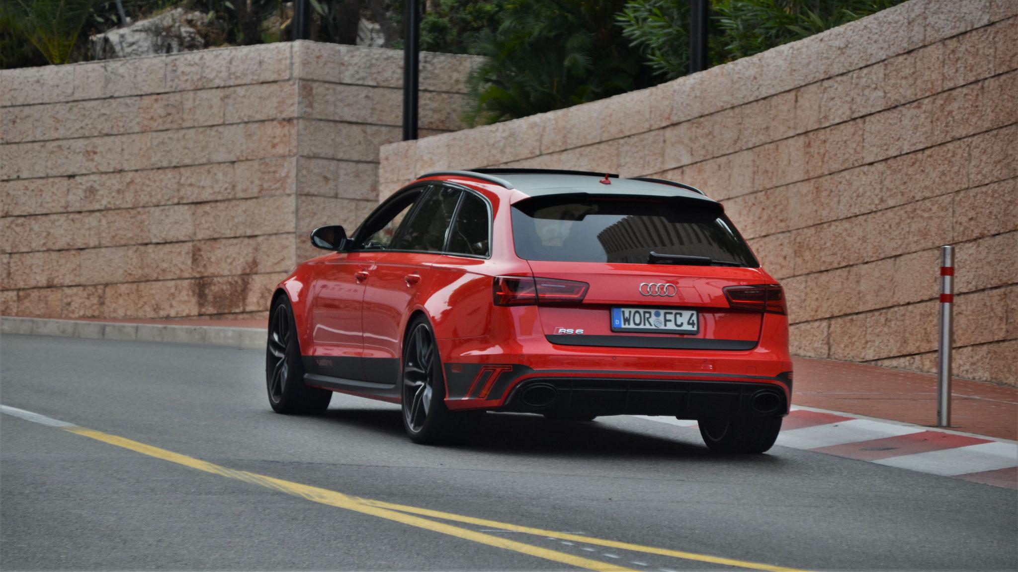 Audi RS6 - WOR-FC-4