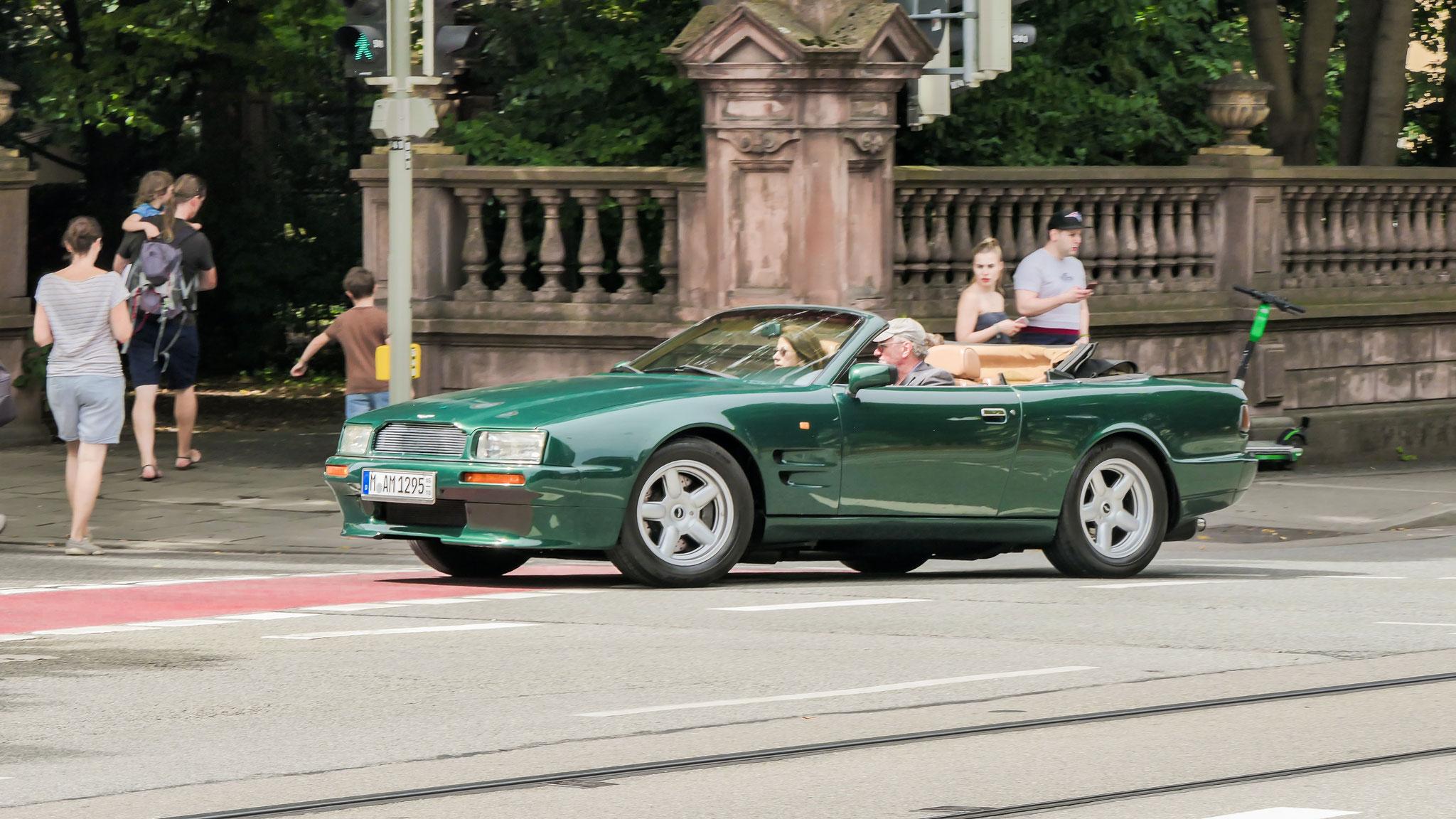 Aston Martin Virage - M-AM-1295