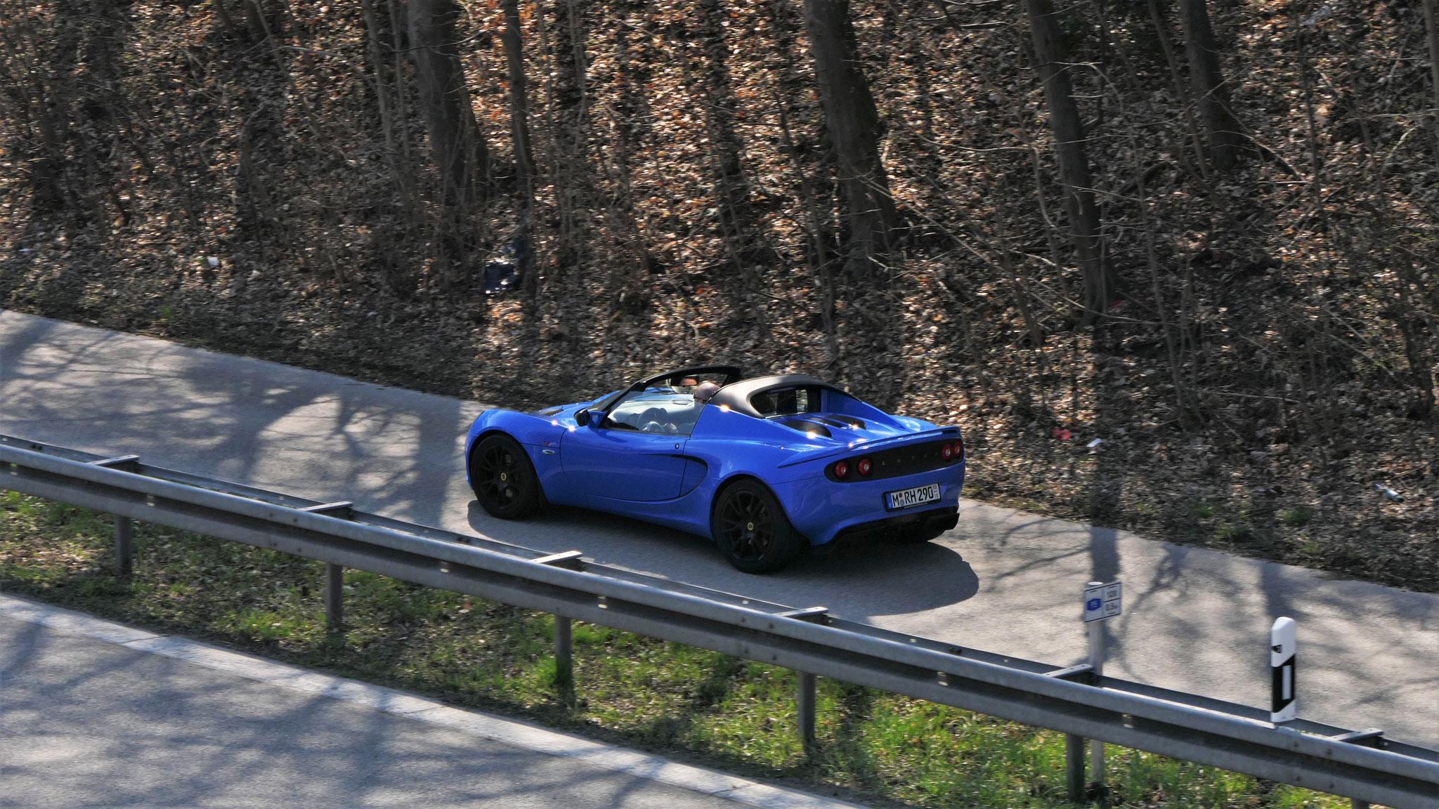Lotus Elise S2 - M-RH-290