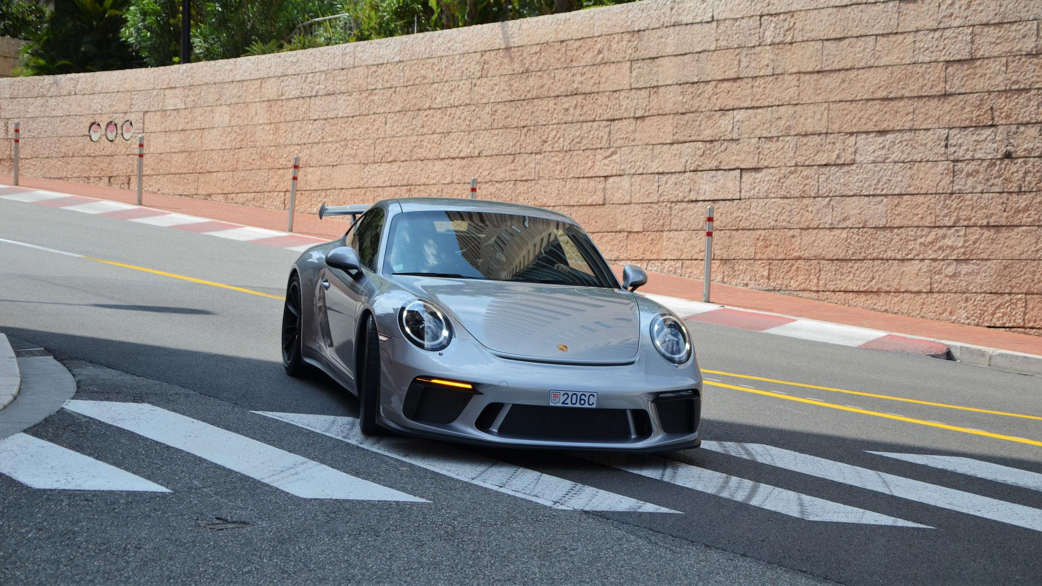 Porsche 991 GT3 - 206C (MC)