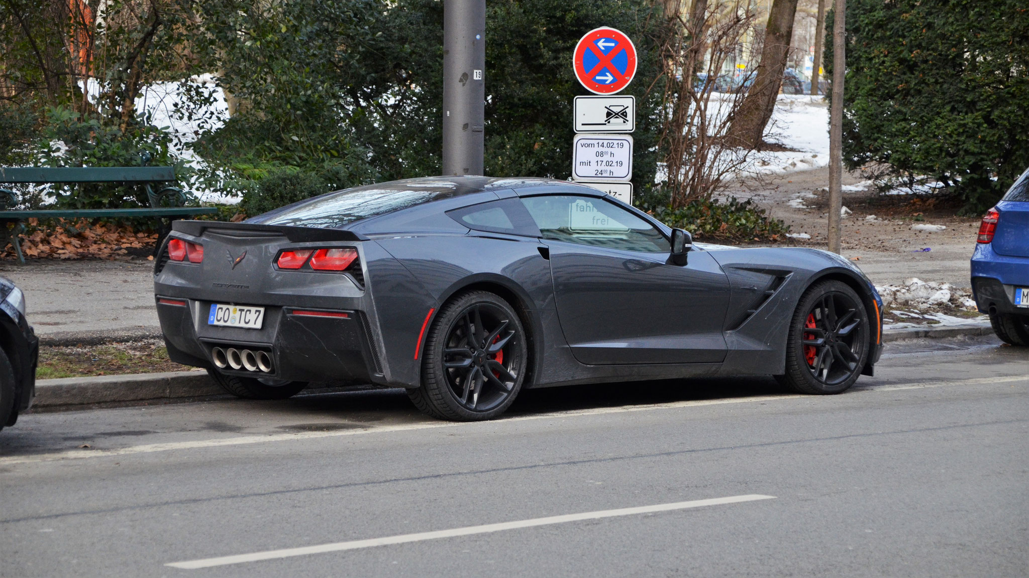 Chevrolet Corvette C7 Stingray - CO-TC-7