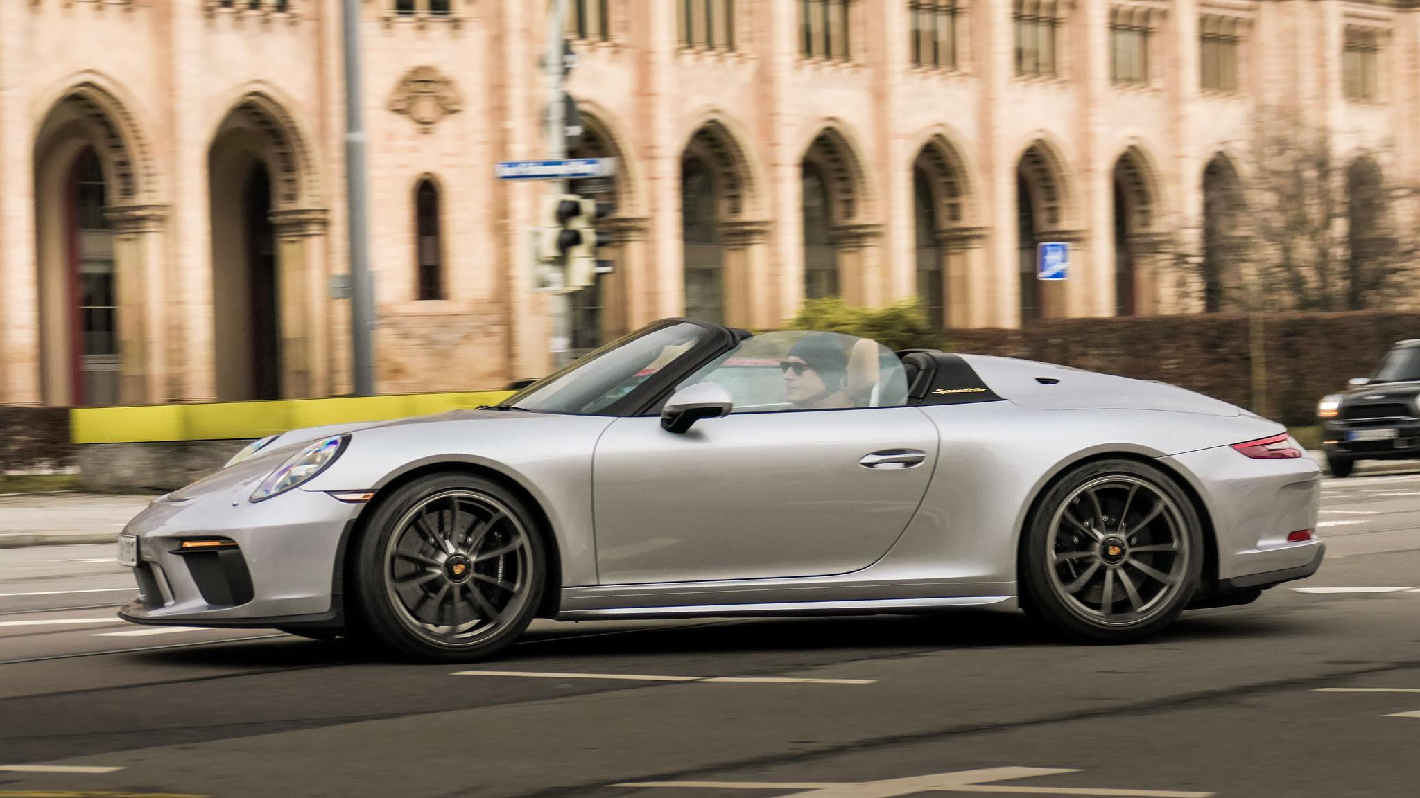 Porsche 991 Speedster - STA-AM-991