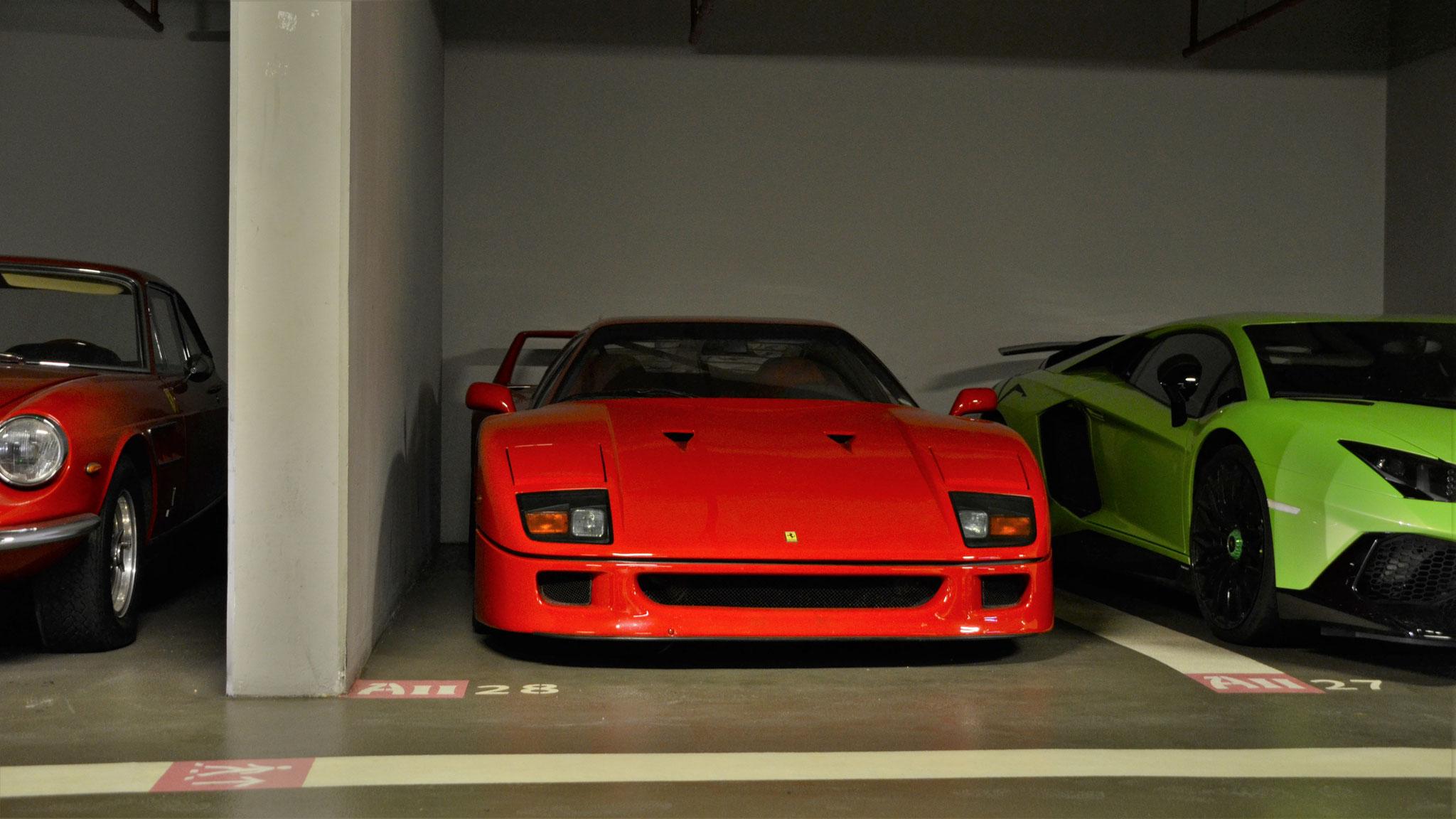 Ferrari F40 - (MC)