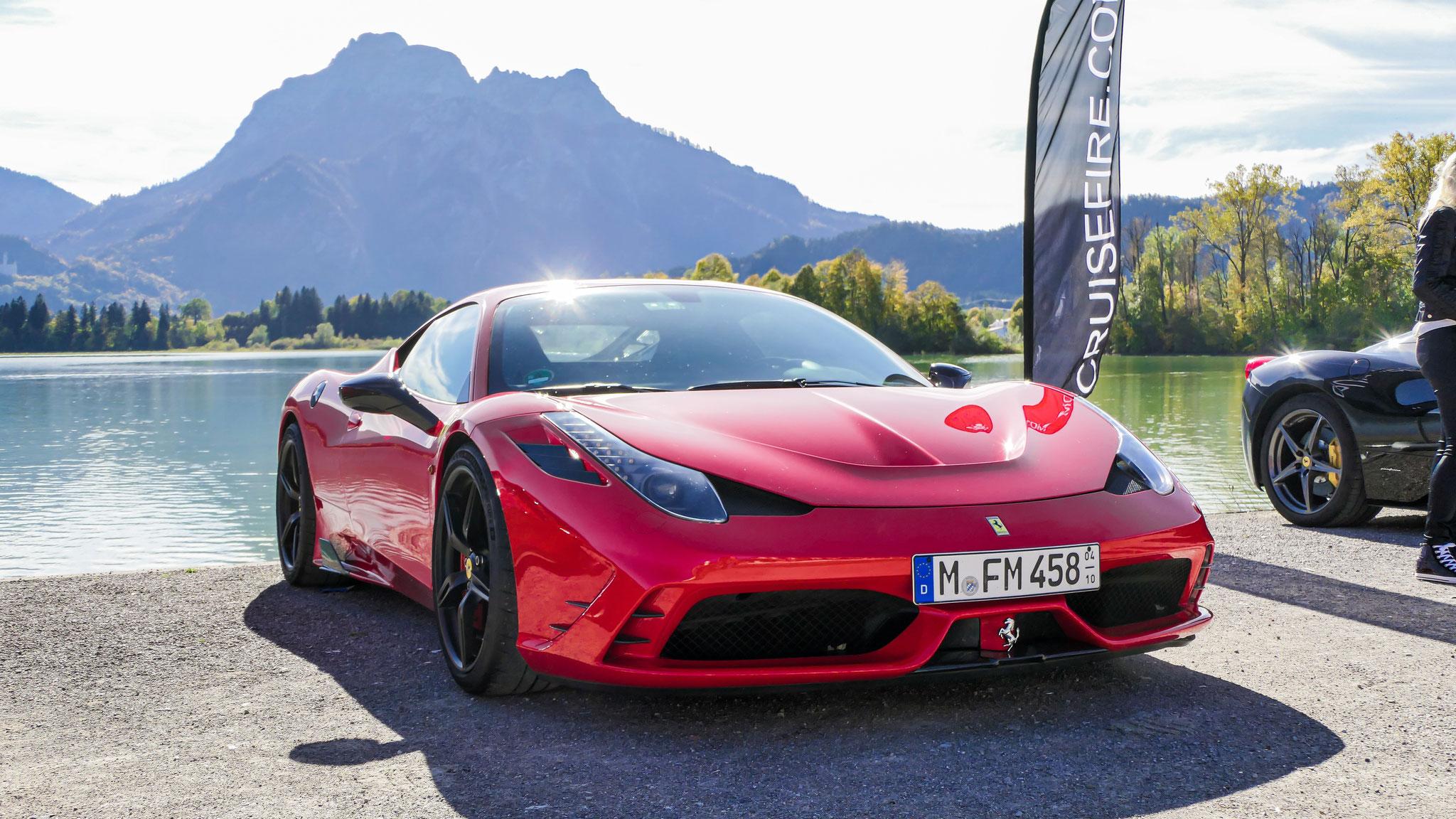 Ferrari 458 Speciale - M-FM-458