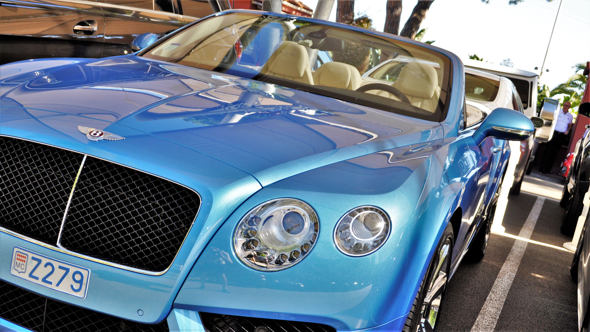 Bentley Continental GTC V8 S - Z279 (MC)