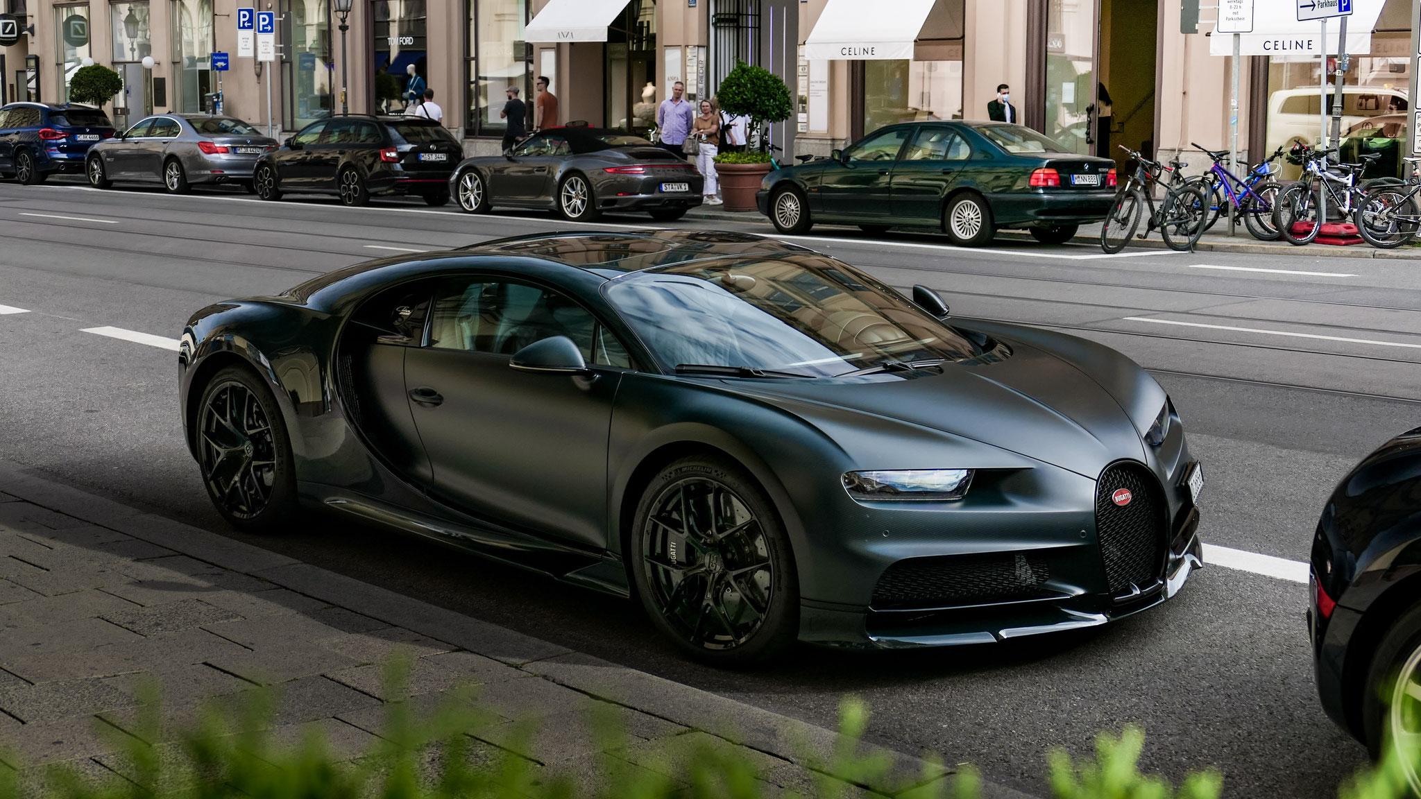 Bugatti Chiron Sport - VD-268561 (CH)