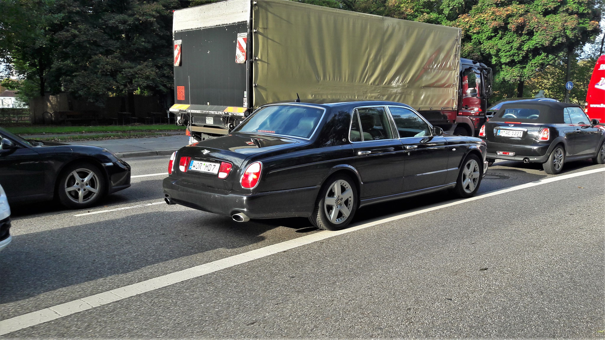 Bentley Arnage - WOR-MD-7