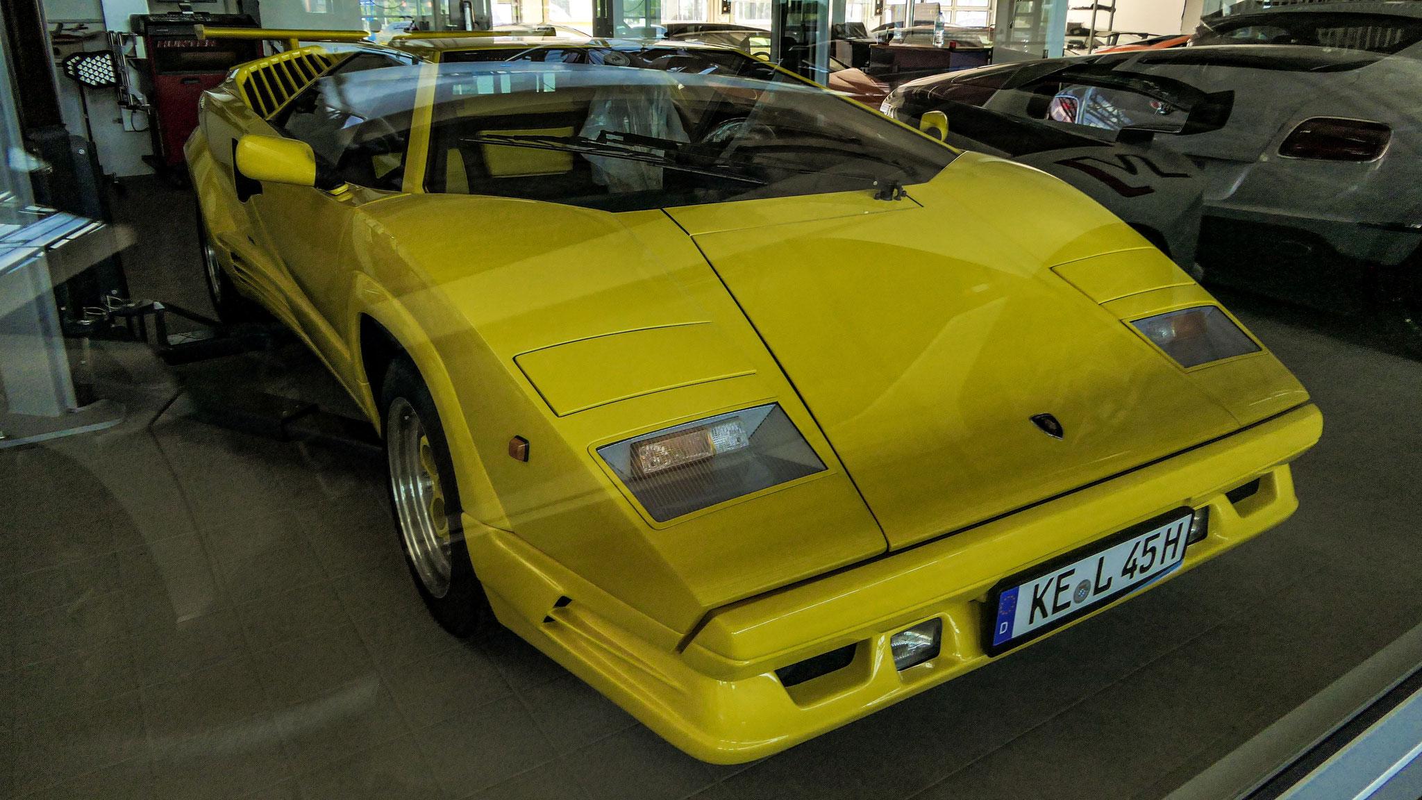 Lamborghini  Countach - KE-L-45H