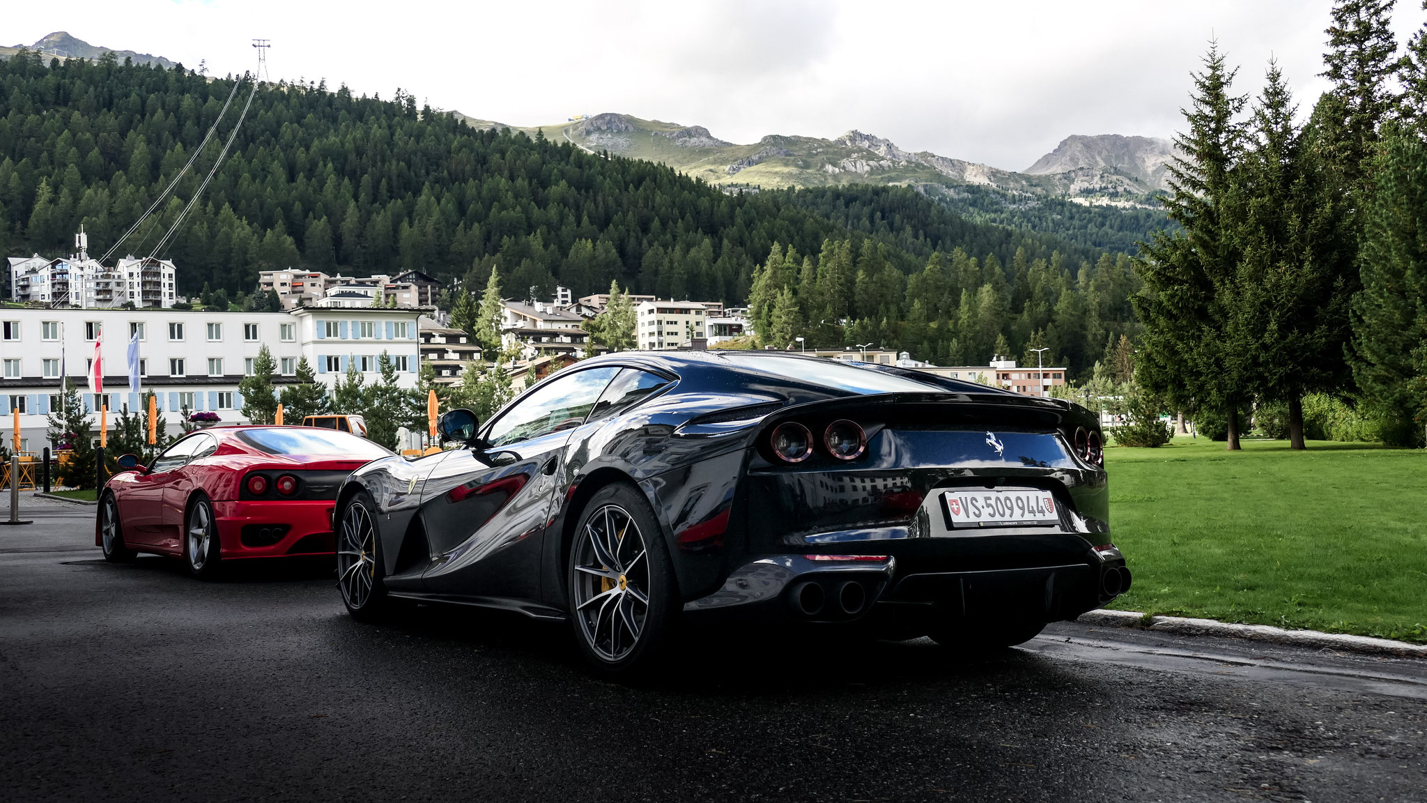 Ferrari 812 Superfast - VS-509944 (CH)