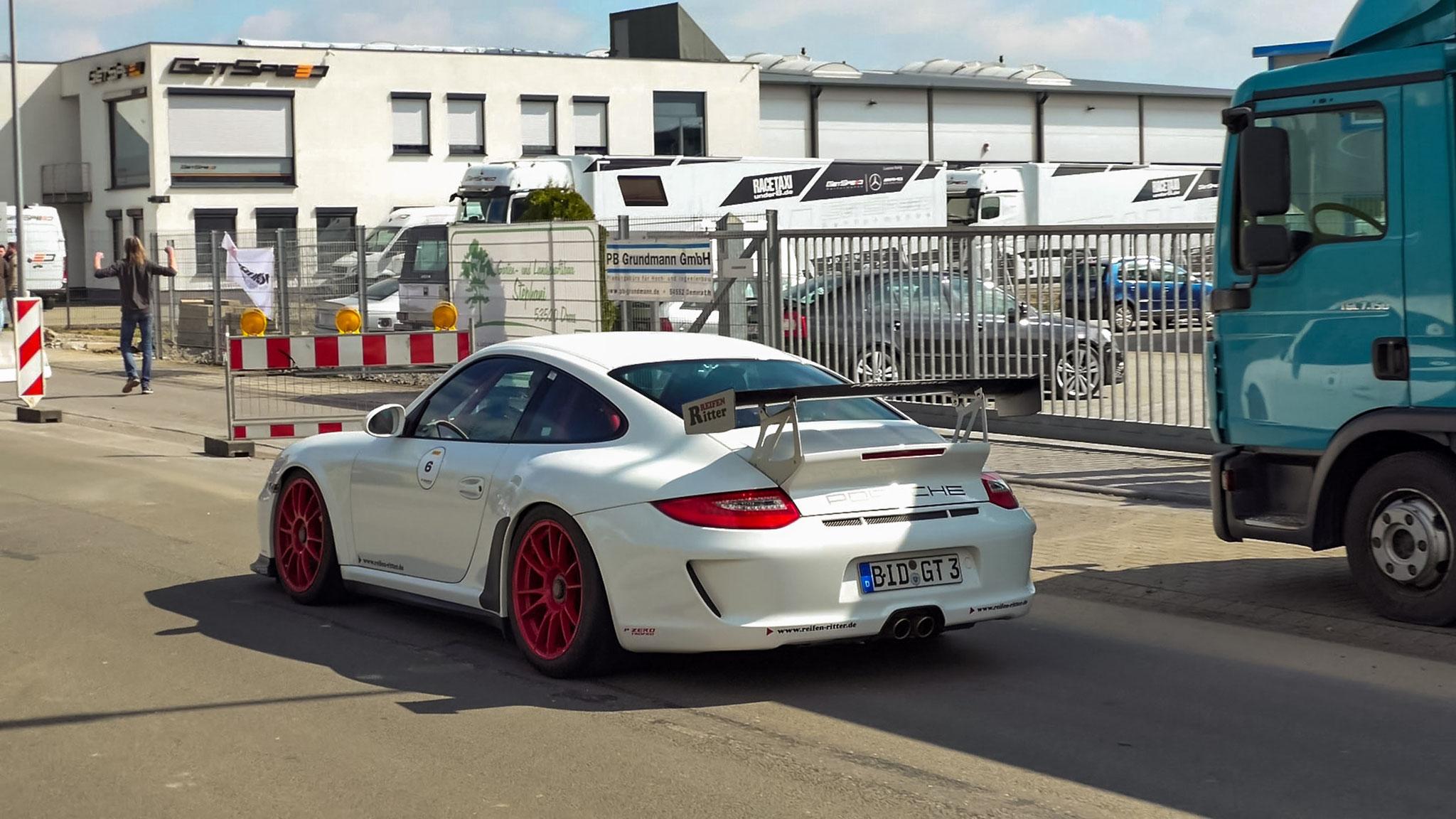 Porsche GT3 997 - BID-GT-3