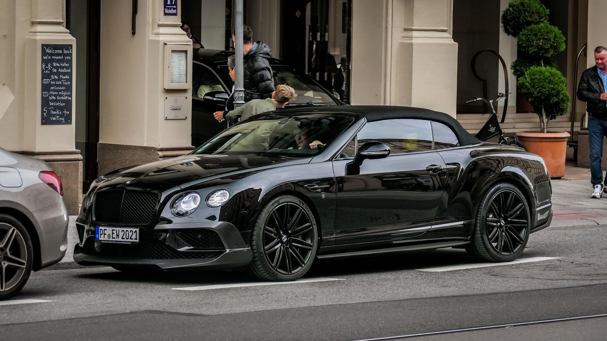 Bentley Continental GTC Startech - PF-EW-2021