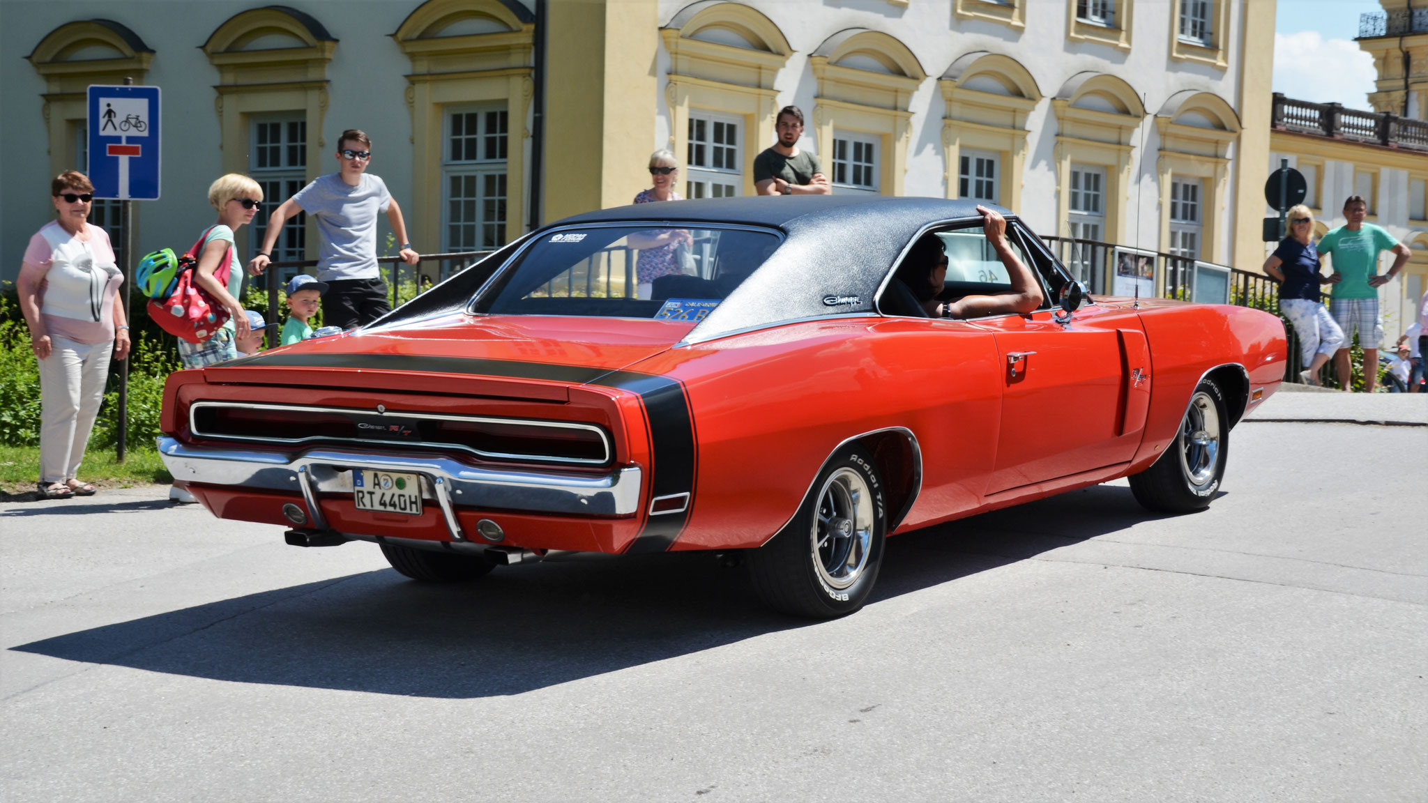 Dodge Charger RT - A-RT-440H