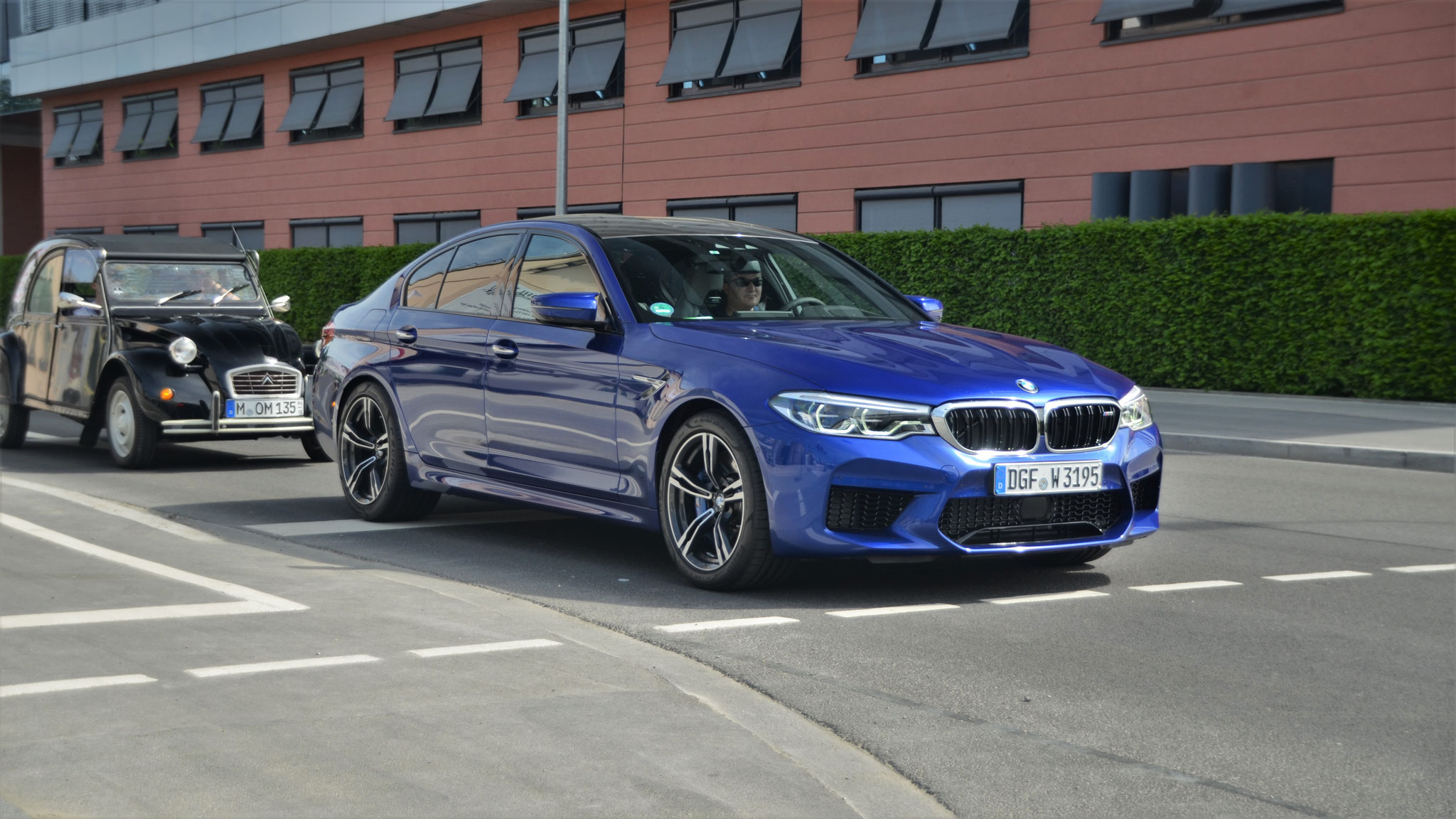 BMW M5 - DGF-W-3195