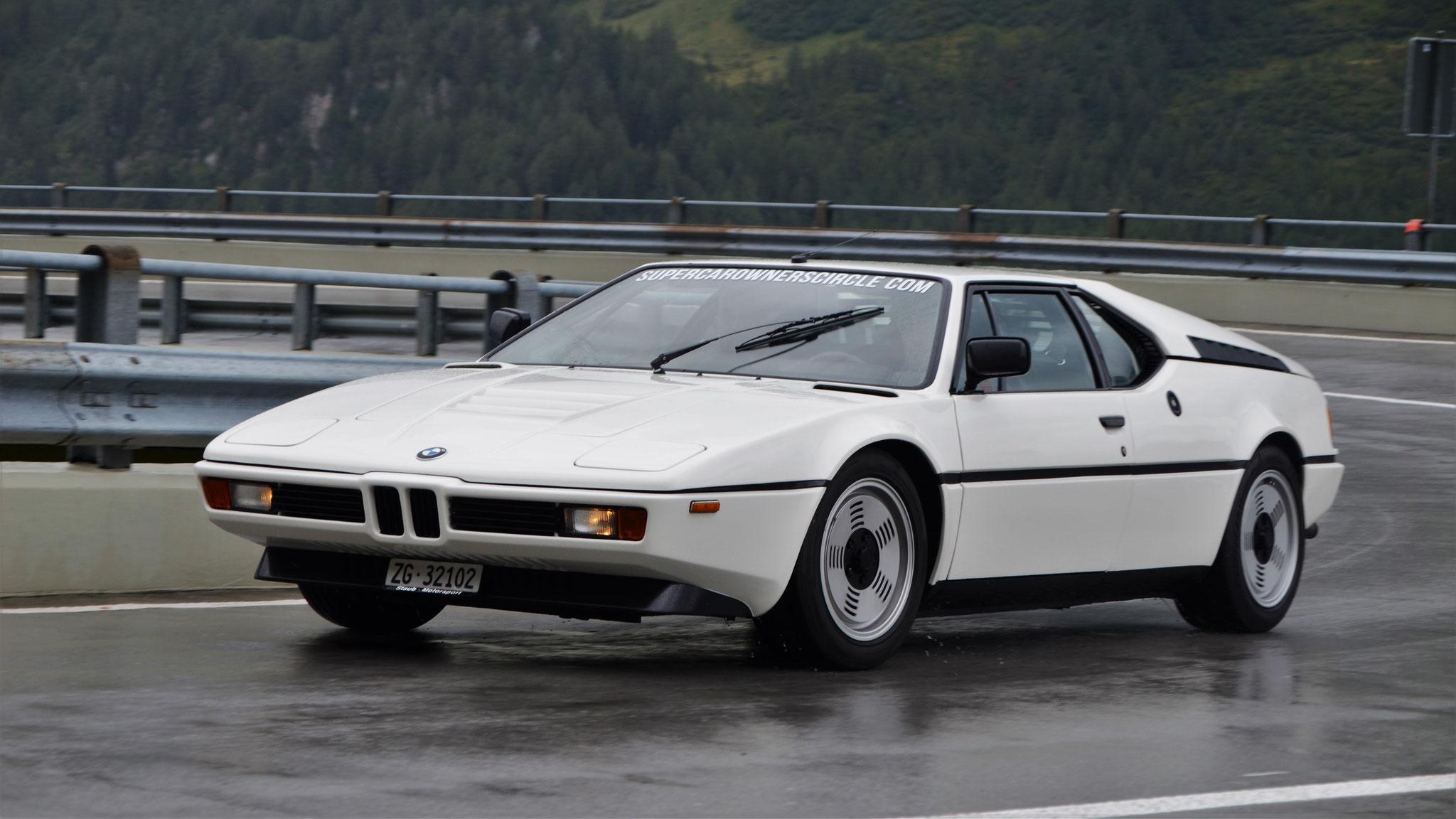 BMW M1 - ZG-32102 (CH)