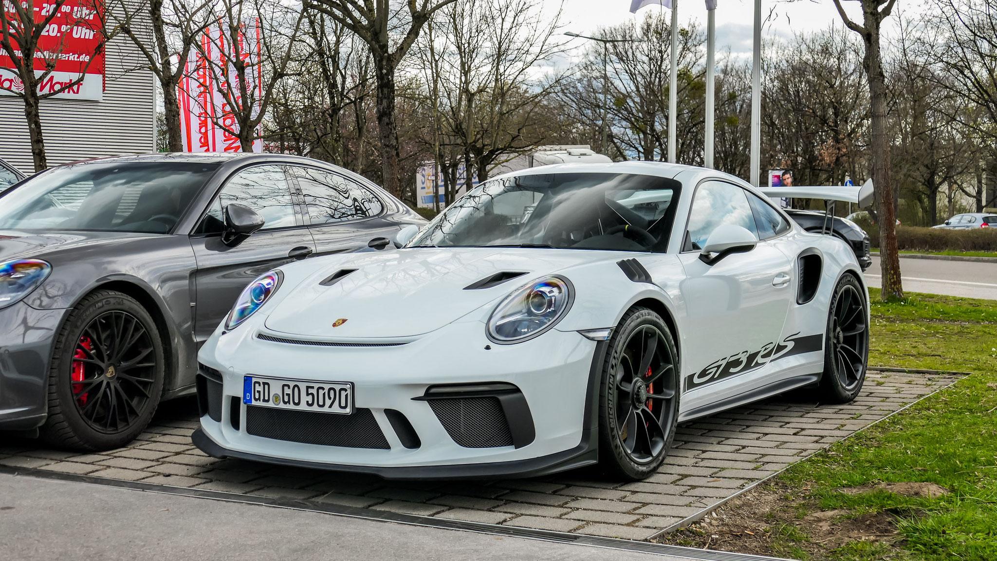 Porsche 911 991.1 GT3 RS - GD-GO-5090