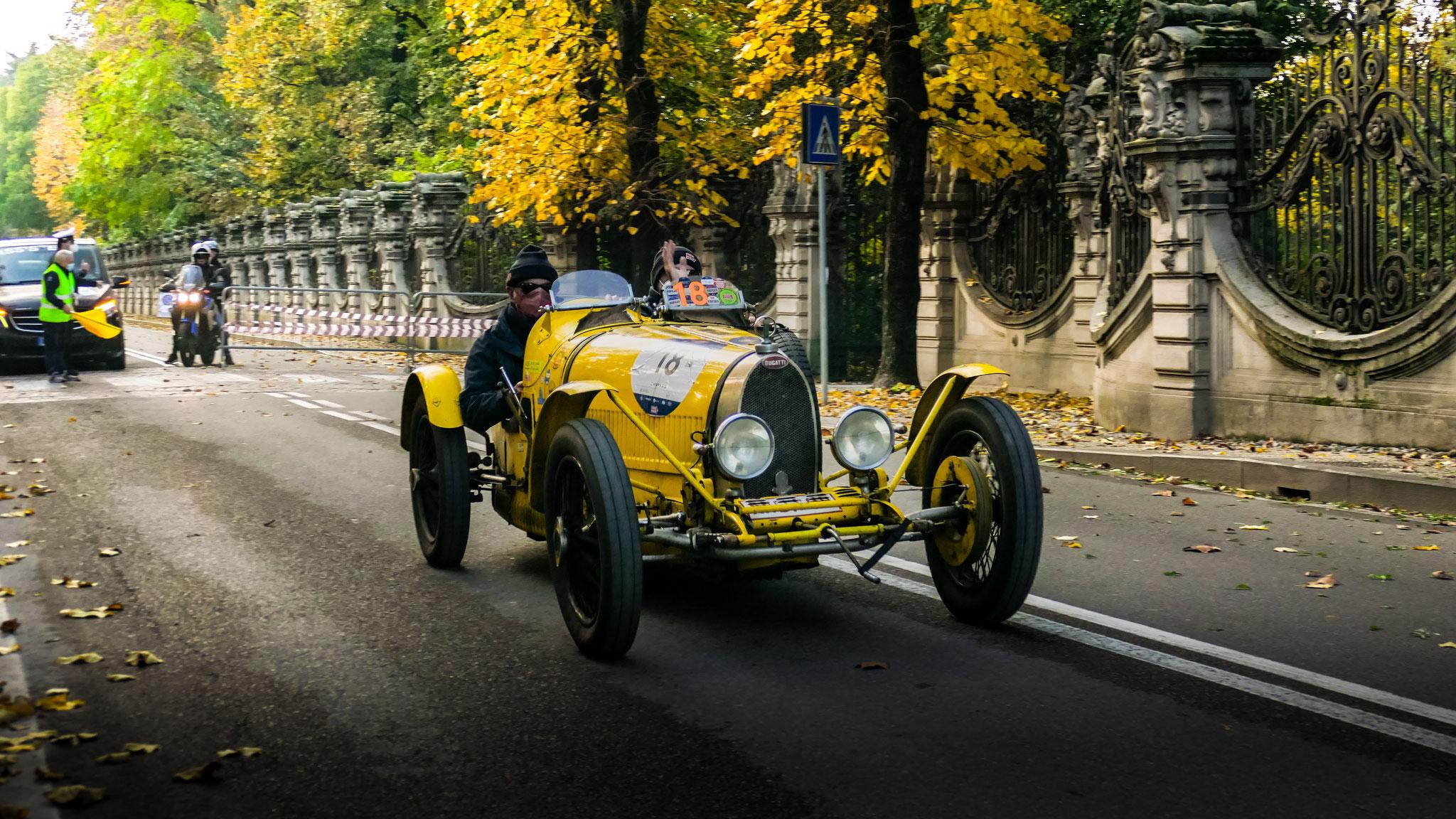 Bugatti Type 35 A - BD-634-NH (ITA)